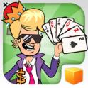 Président Le jeu de carte