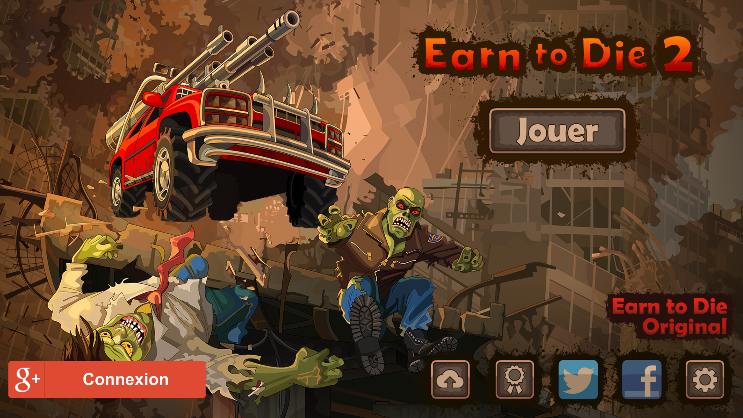 Earn to Die 2 Android-1