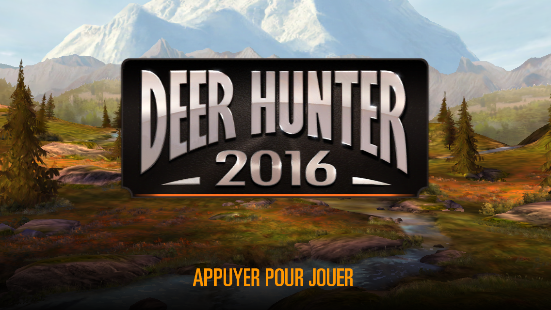 Deer Hunter 2016 iPhone-1