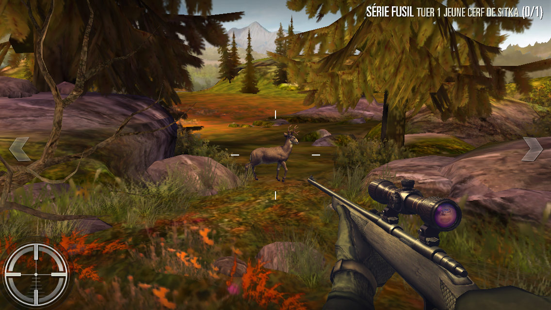 Deer Hunter 2016 iPhone-3