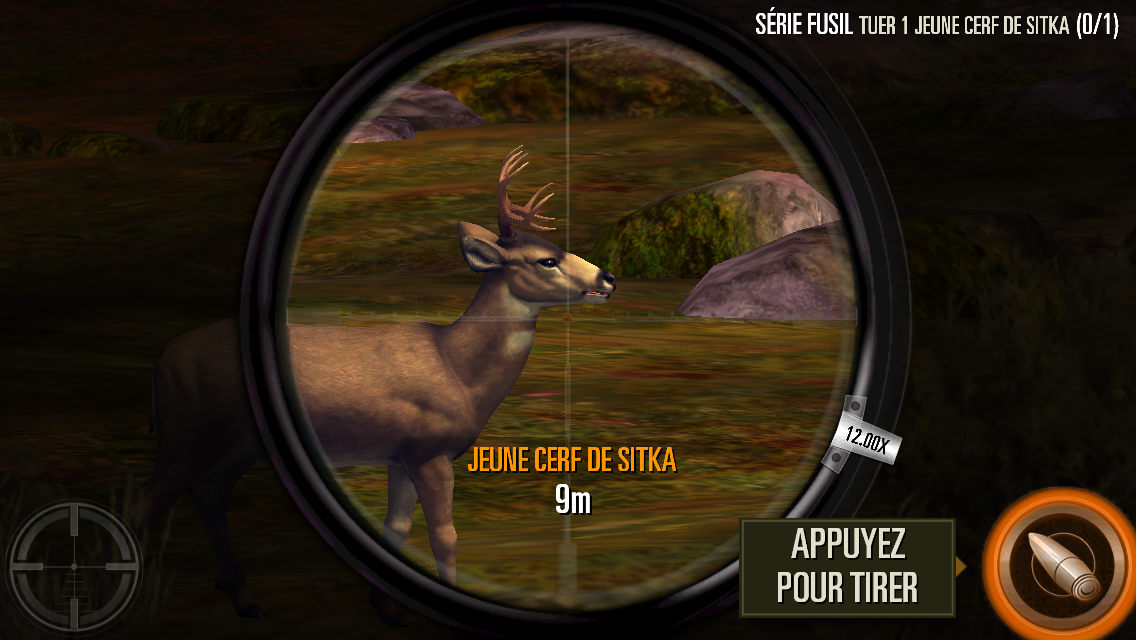 Deer Hunter 2016 iPhone-4