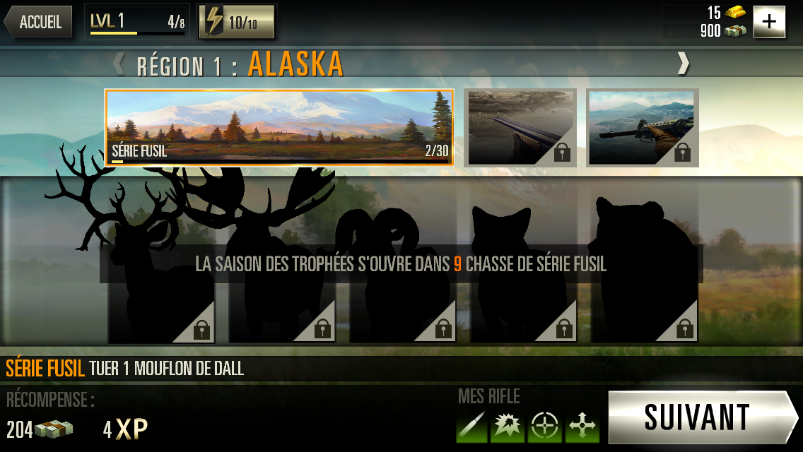 Deer Hunter 2016 iPhone-6