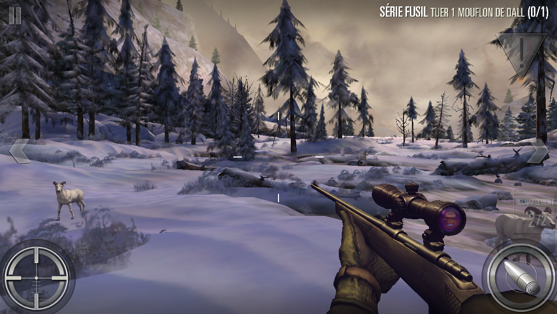 Deer Hunter 2016 iPhone-7