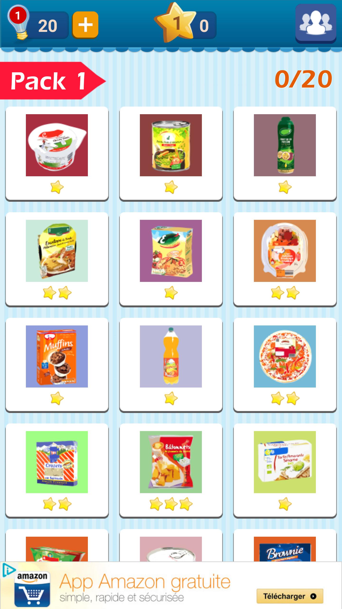 Food Quiz-3