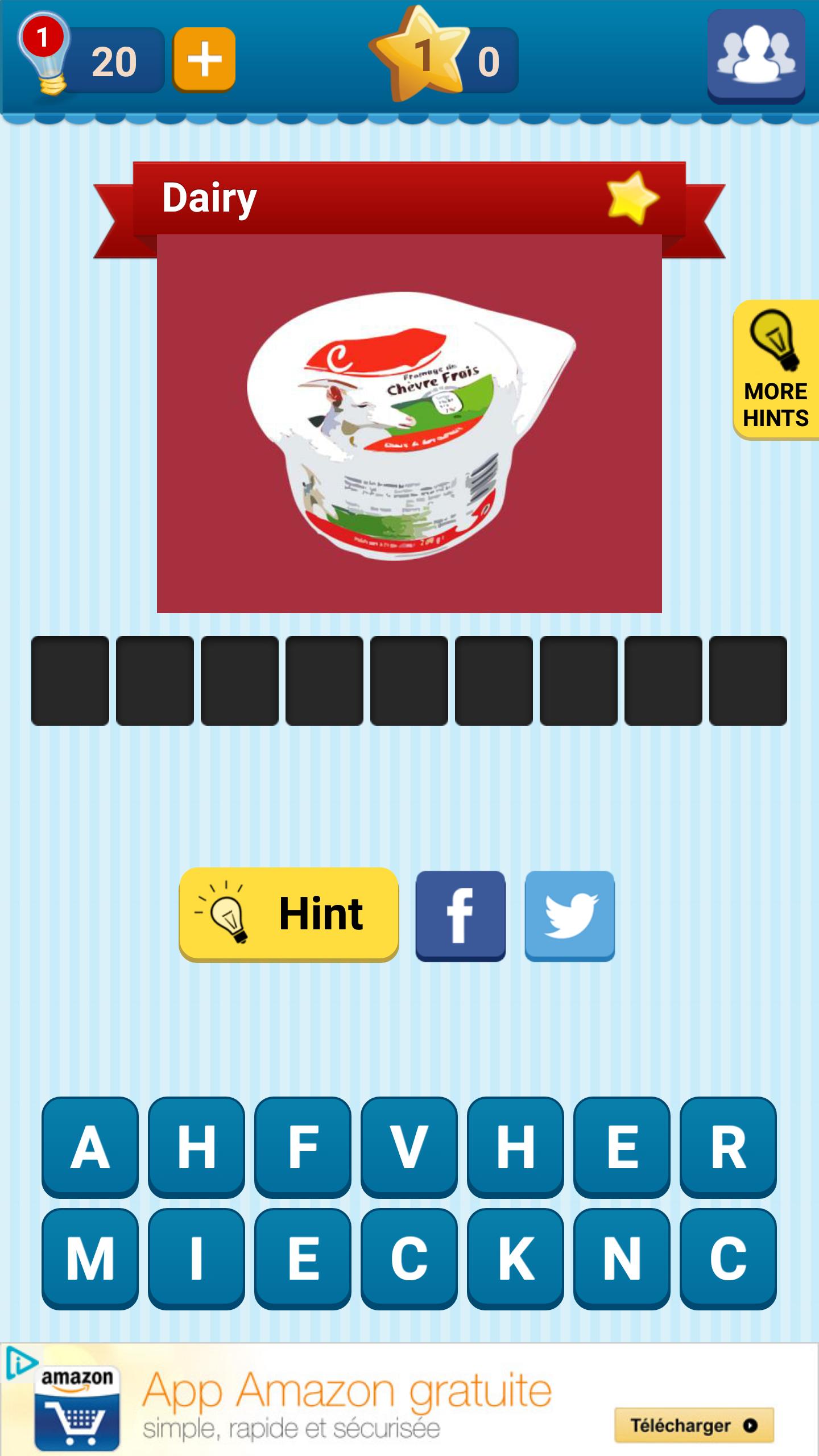 Food Quiz-4