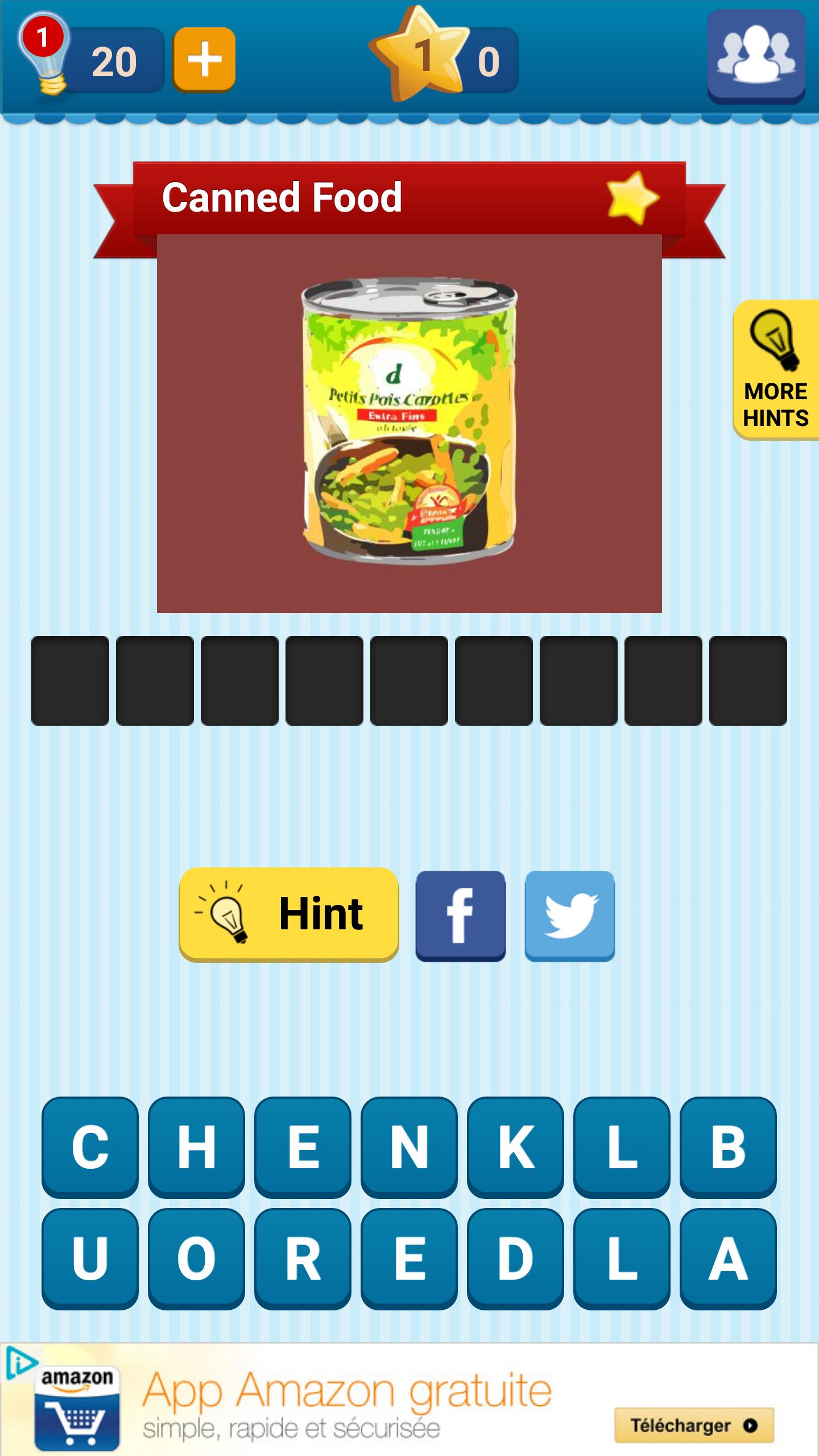 Food Quiz-5