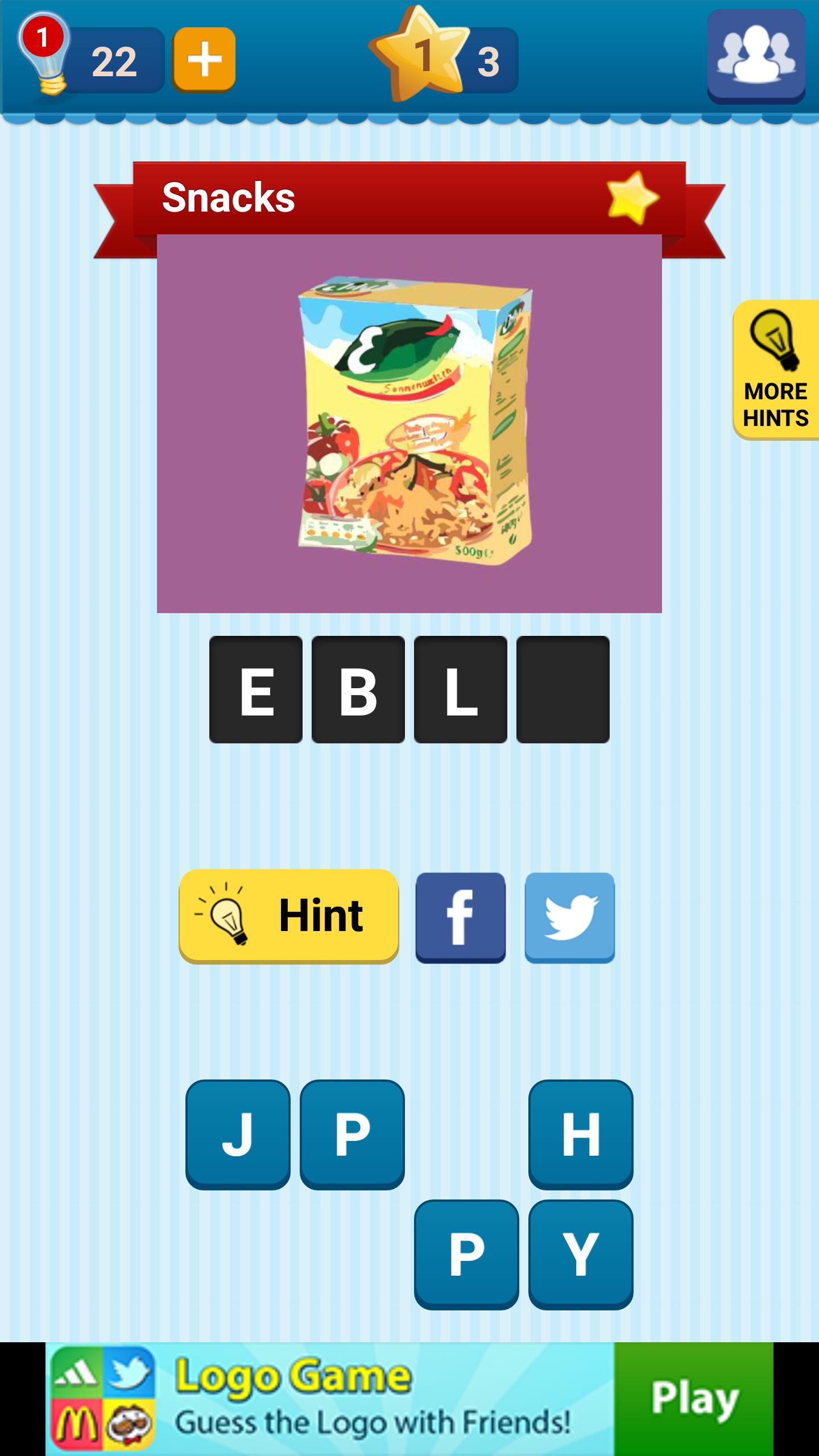 Food Quiz-9
