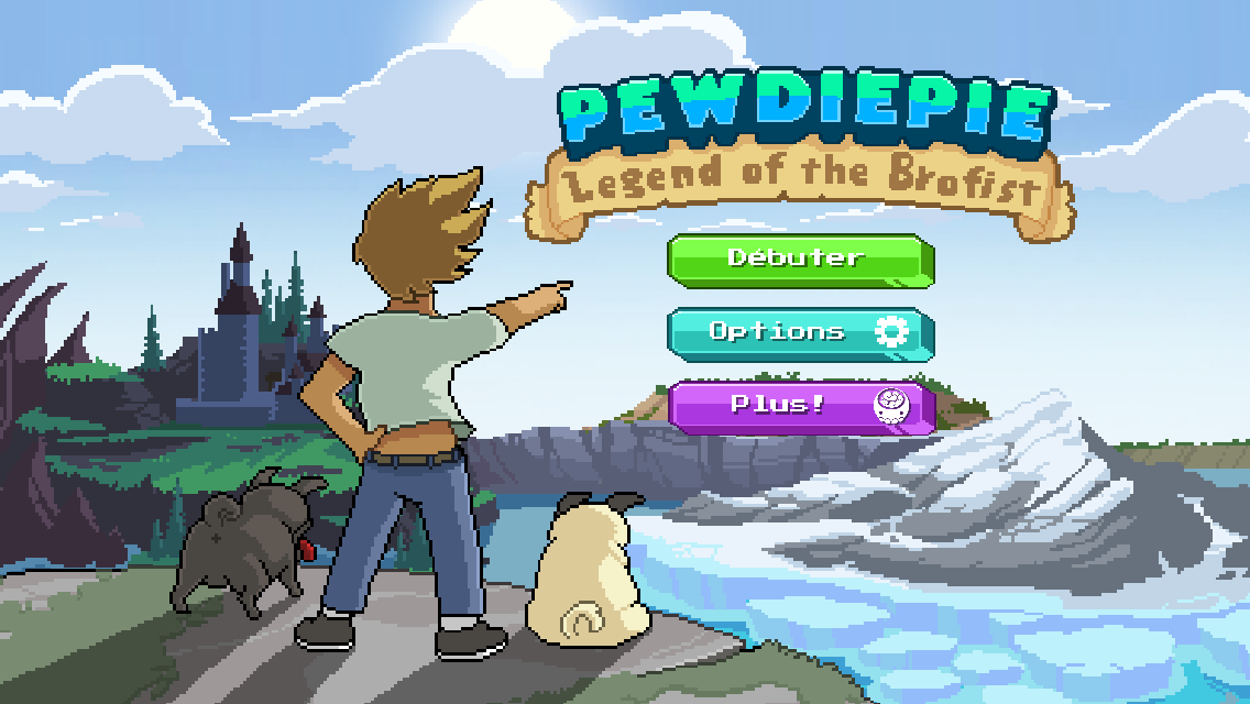 PewDiePie Legend of the Brofist-1