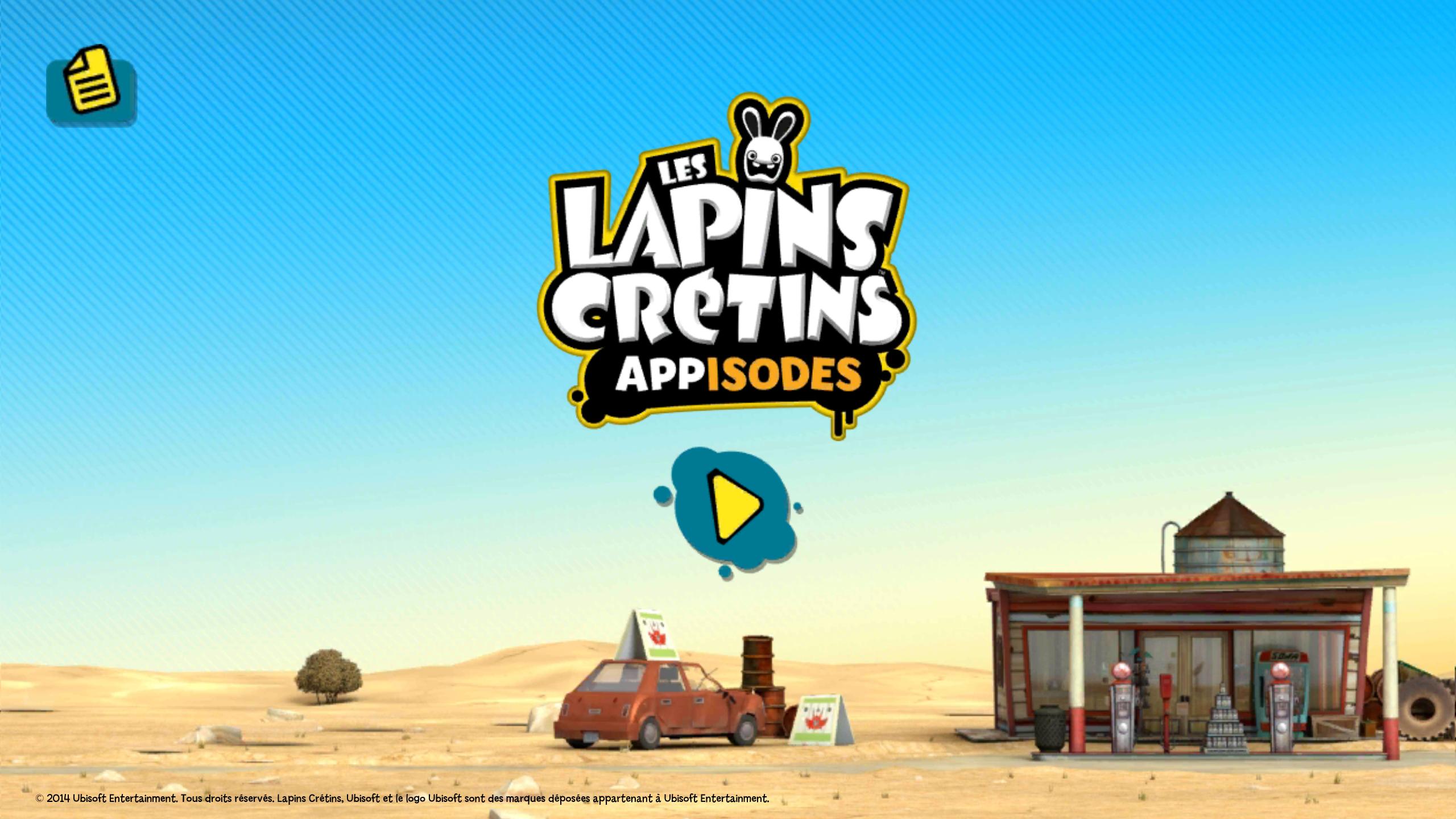 Les Lapins Crétins Appisodes-1