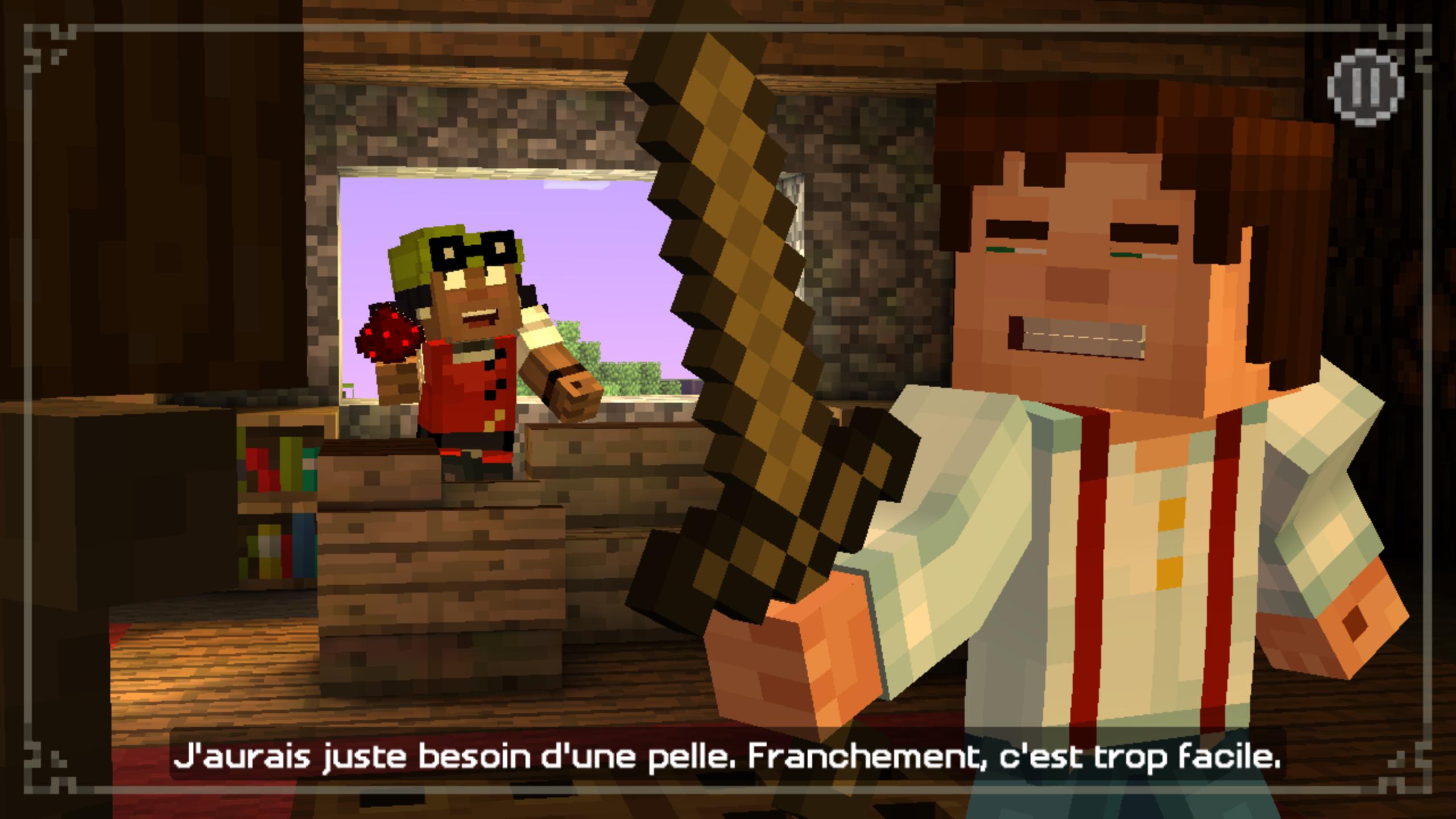 Minecraft Story Mode-5