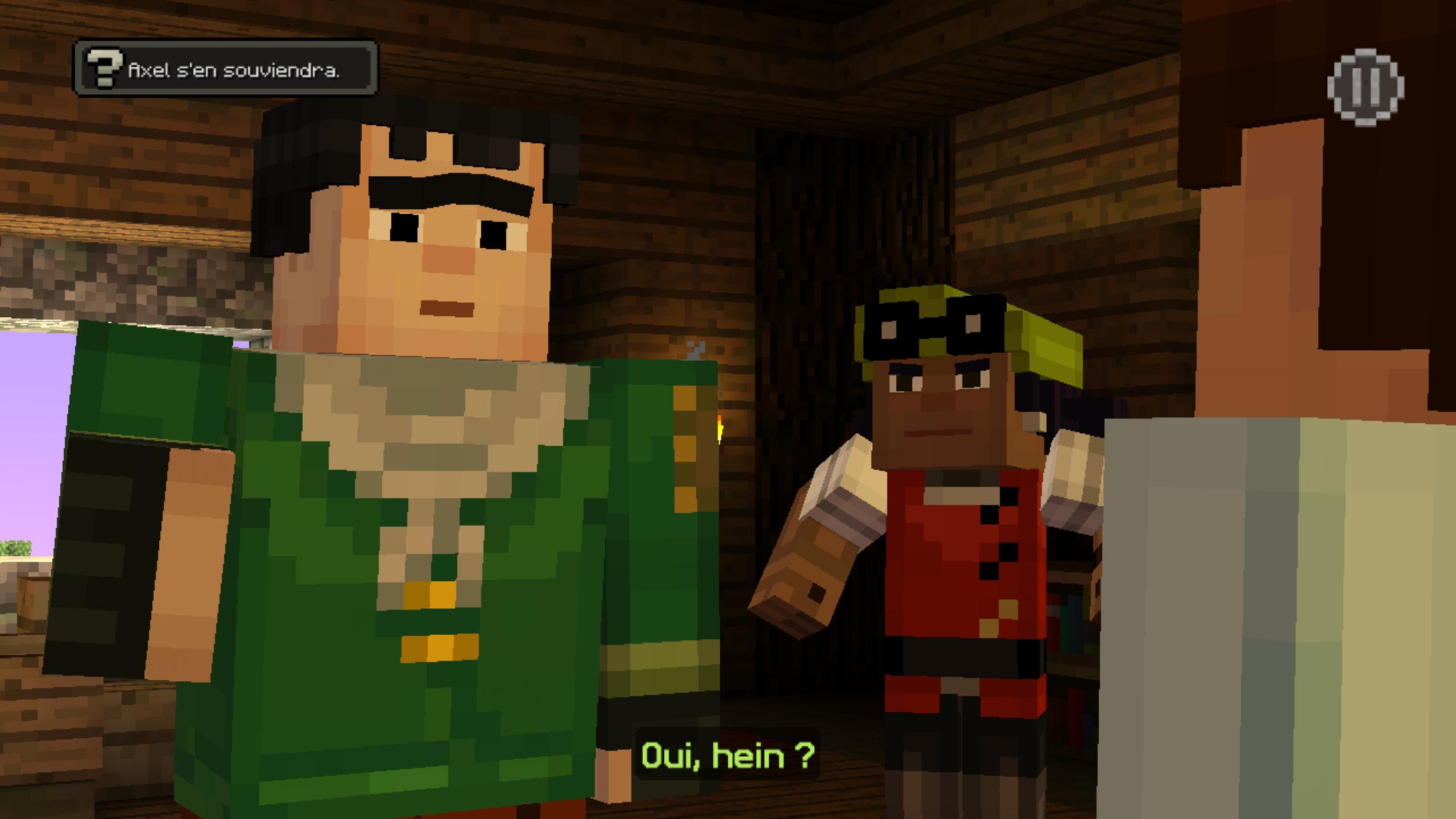 Minecraft Story Mode-6