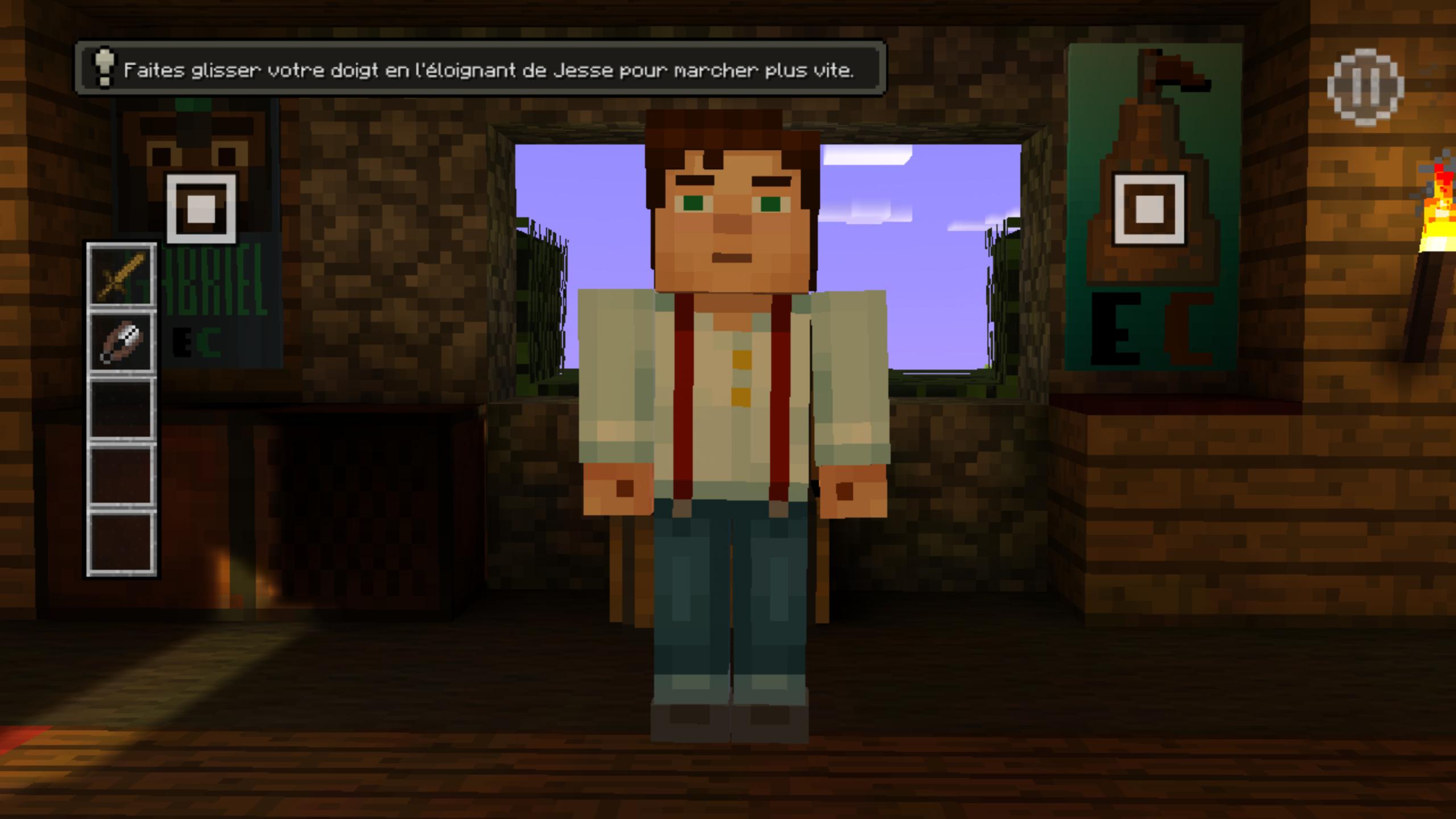 Minecraft Story Mode-7