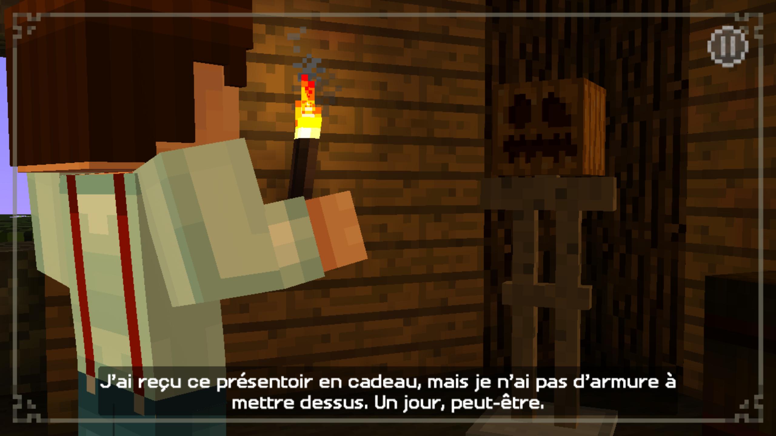 Minecraft Story Mode-8