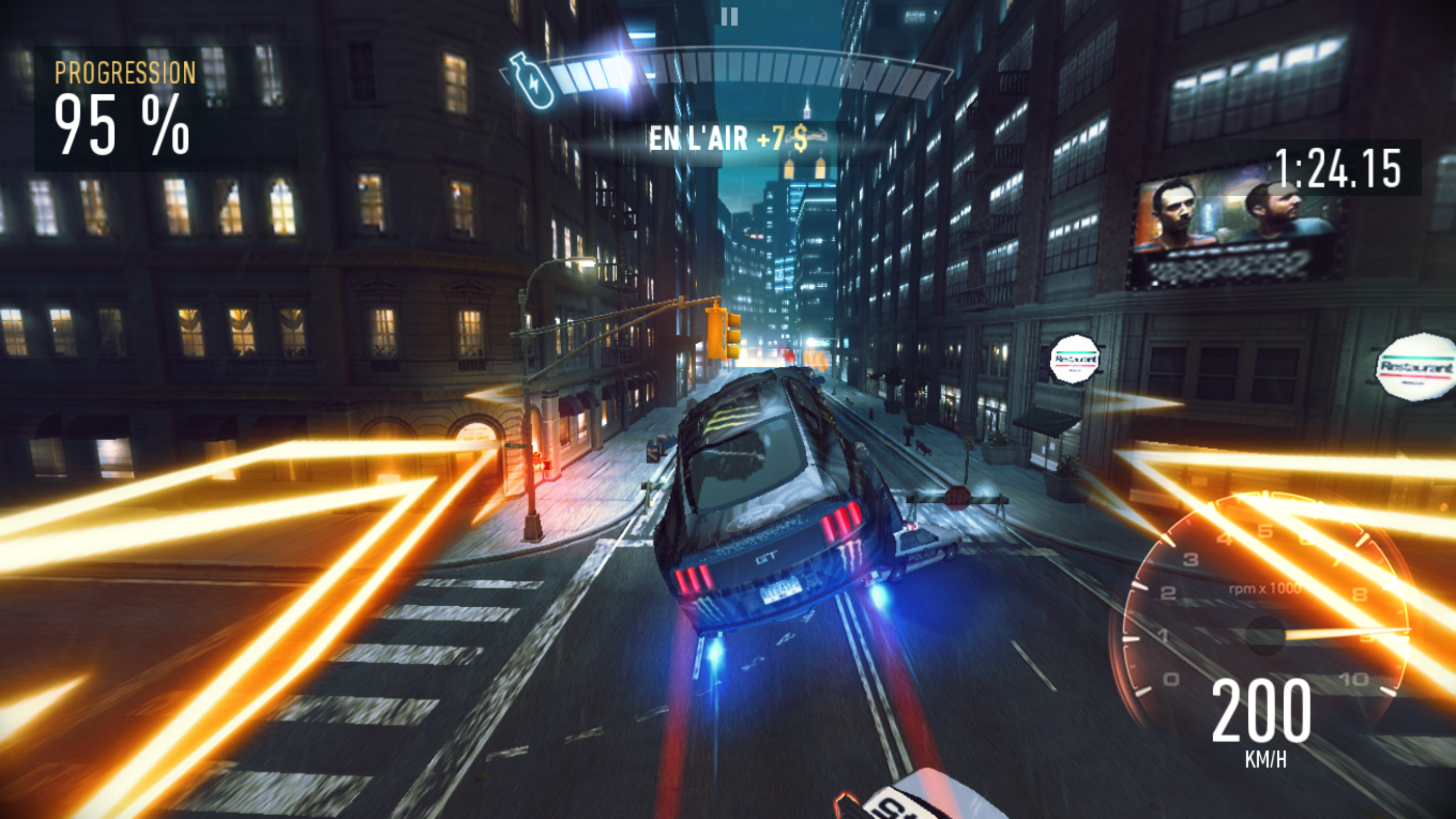 Need for Speed No Limits Android-3