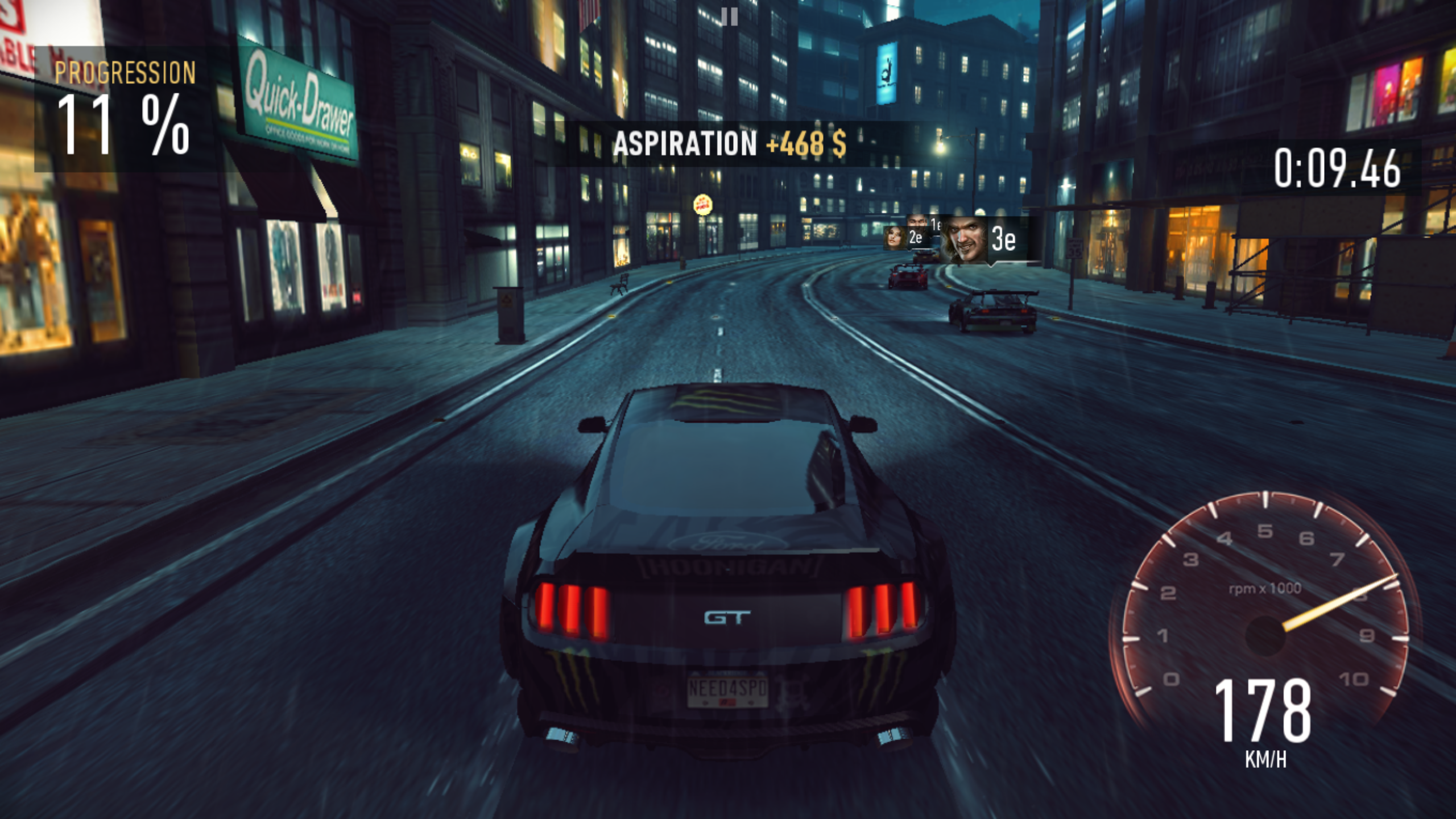 Need for Speed No Limits Android-4