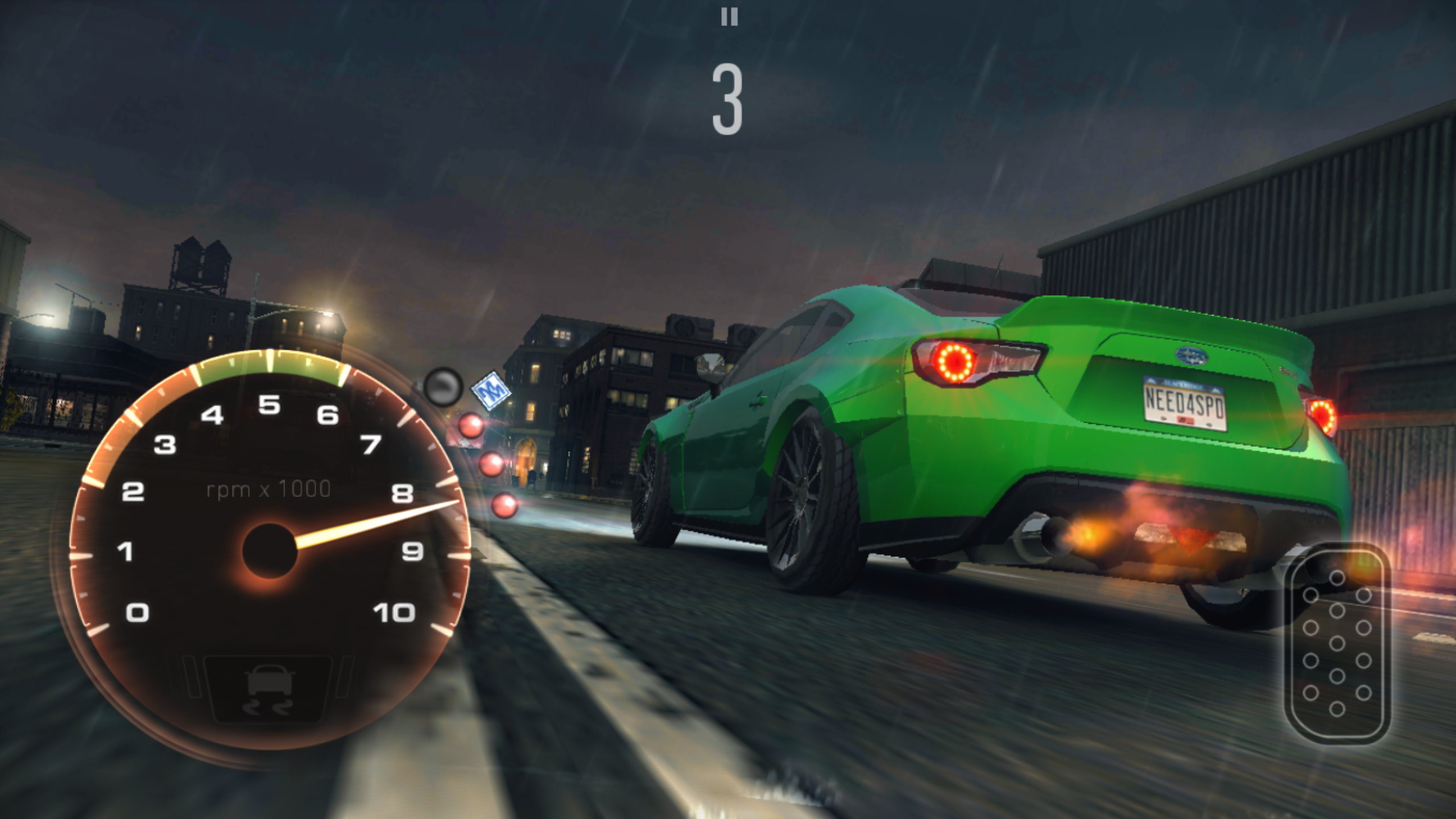 Need for Speed No Limits Android-6