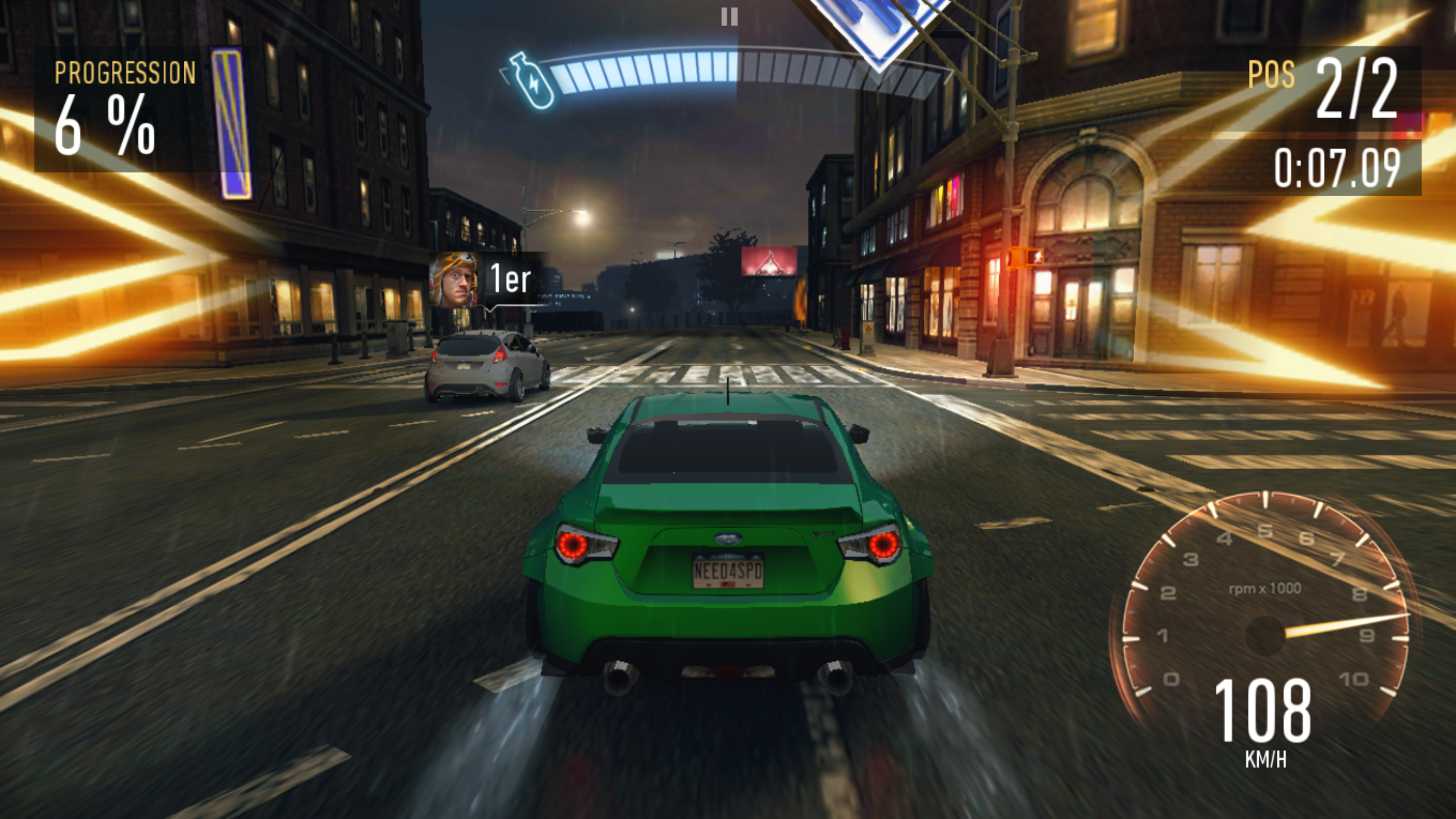 Need for Speed No Limits Android-7
