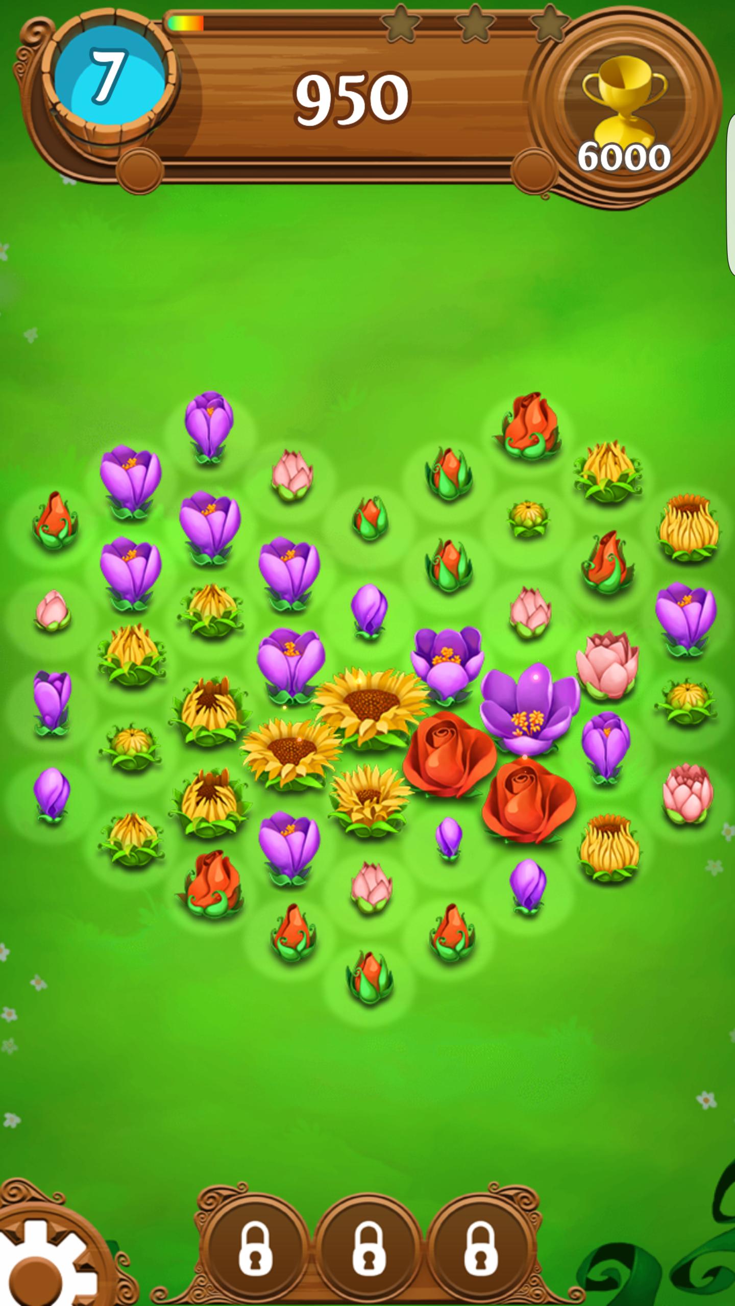 Blossom Blast Saga Android-3