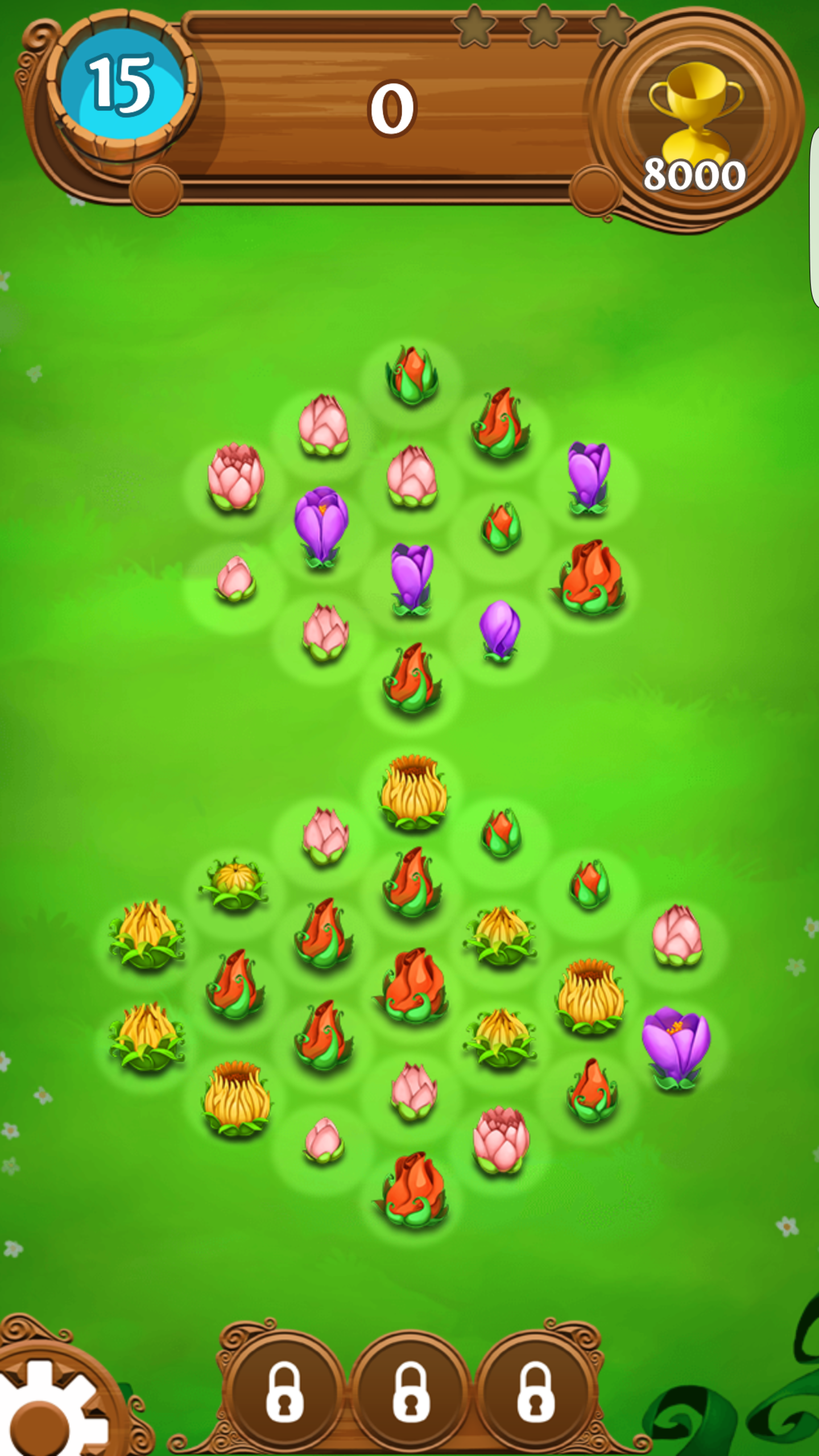 Blossom Blast Saga Android-5
