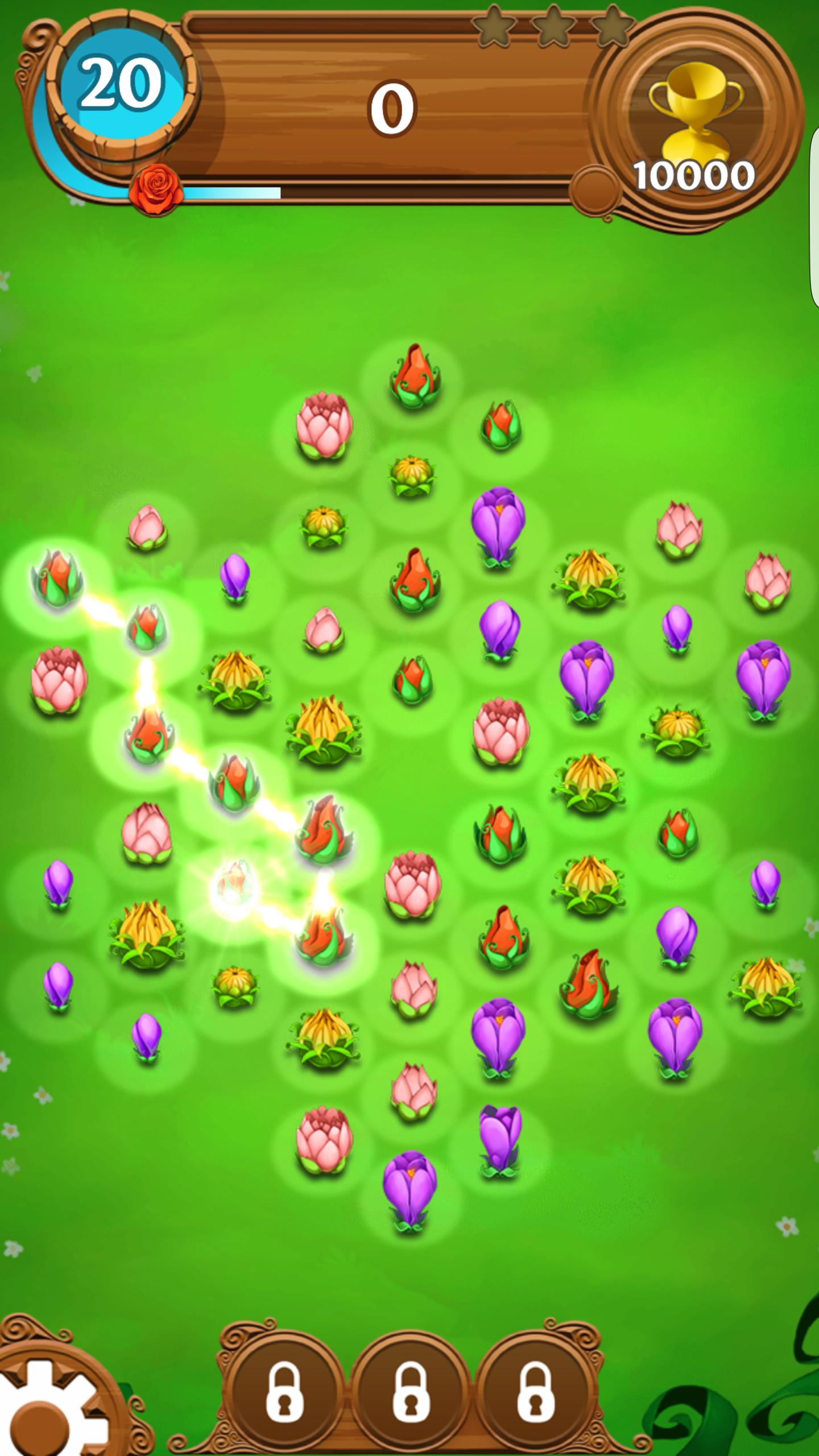 Blossom Blast Saga Android-7