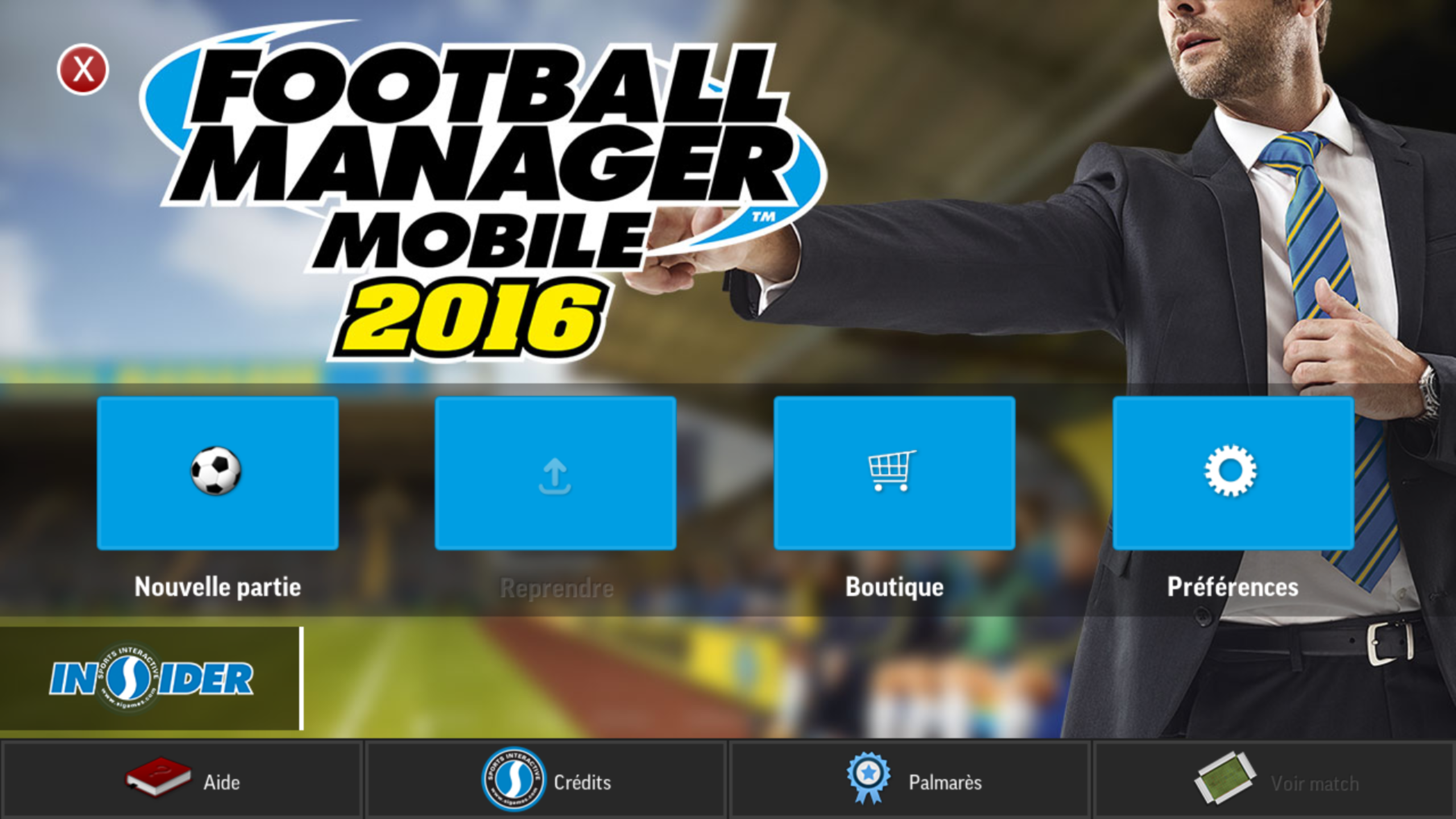 Football Manager Mobile 2016 iPhone-1