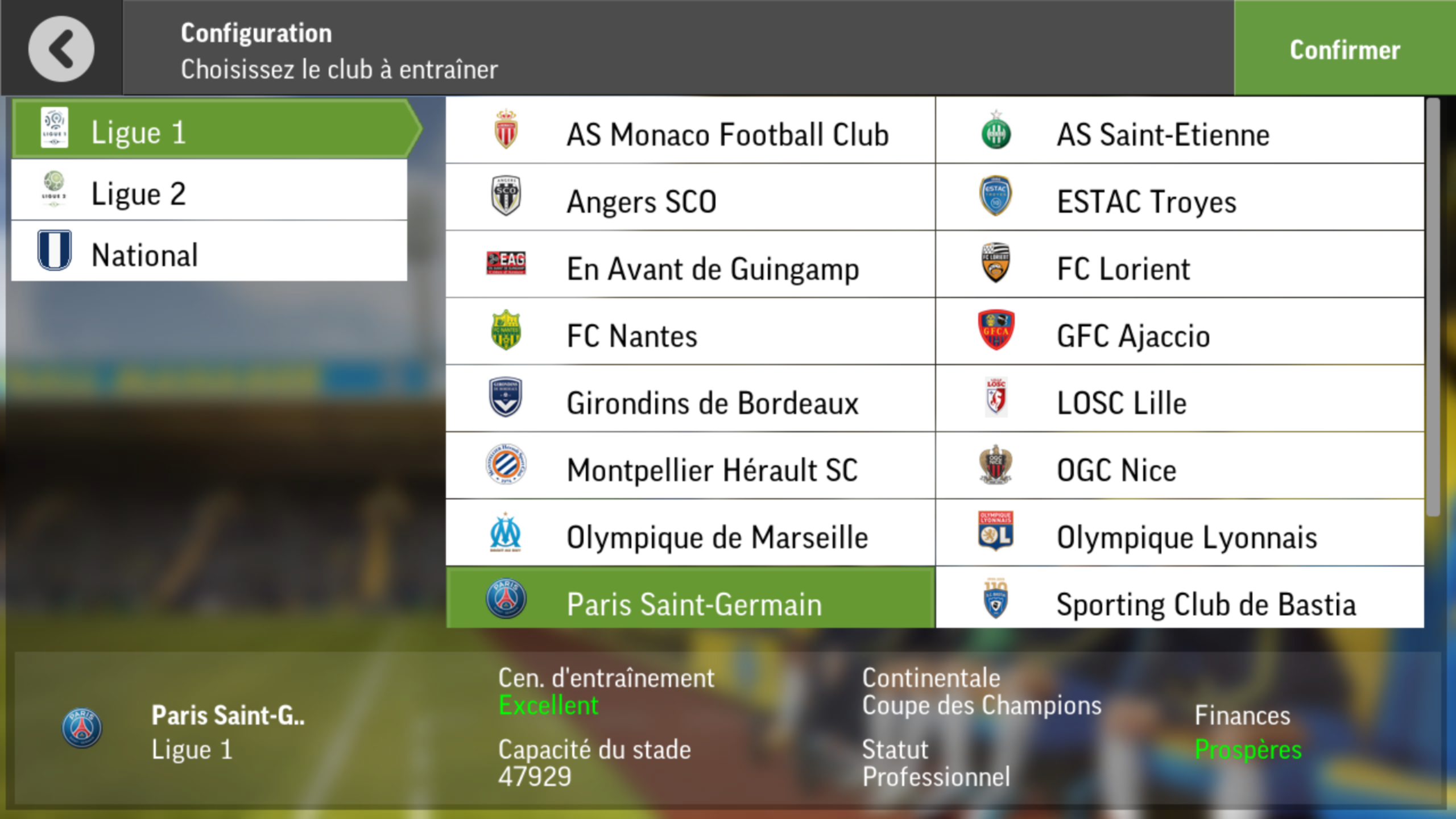 Football Manager Mobile 2016 iPhone-2