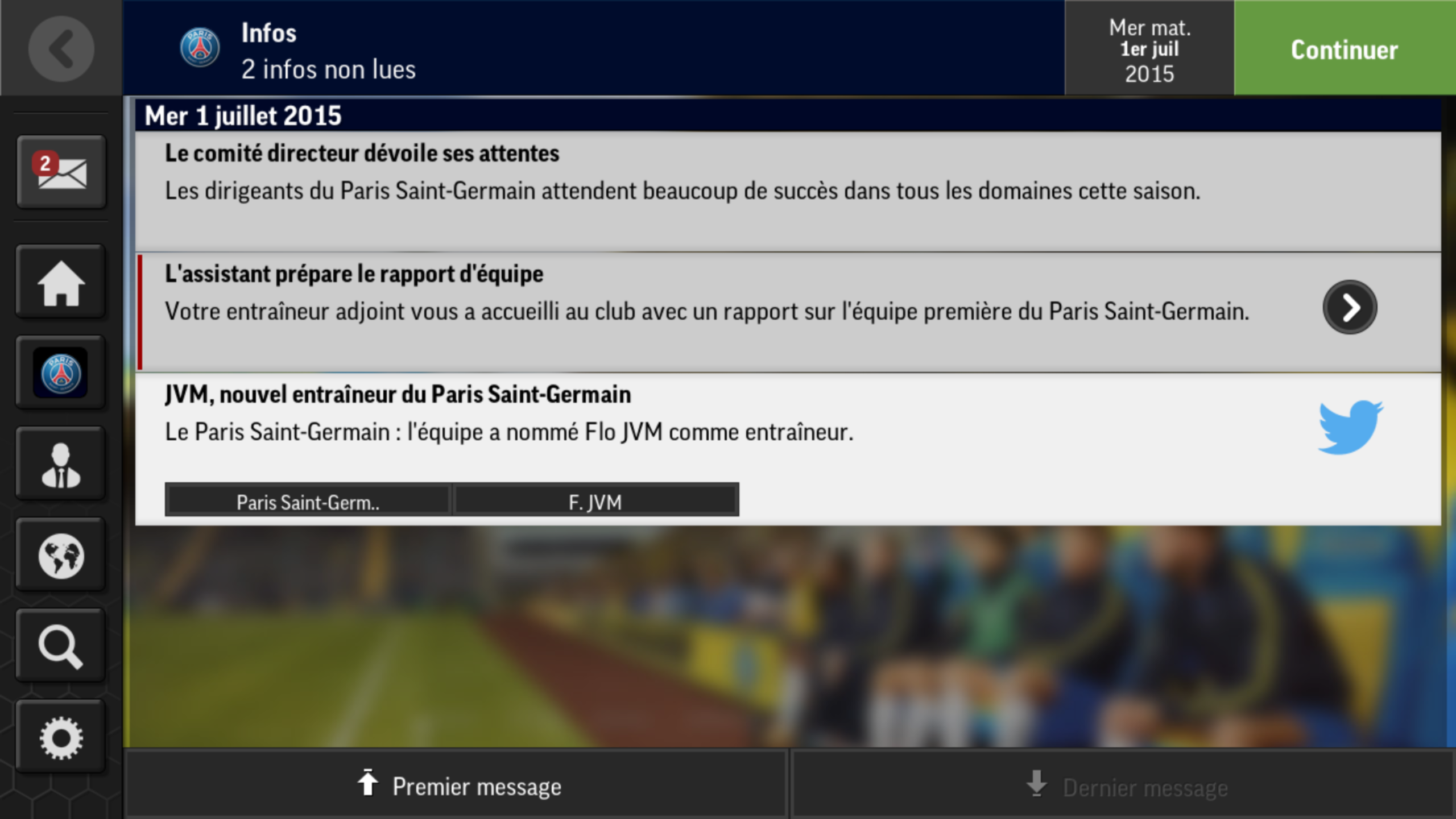 Football Manager Mobile 2016 iPhone-3