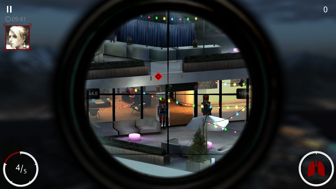 Hitman Sniper iPhone-7