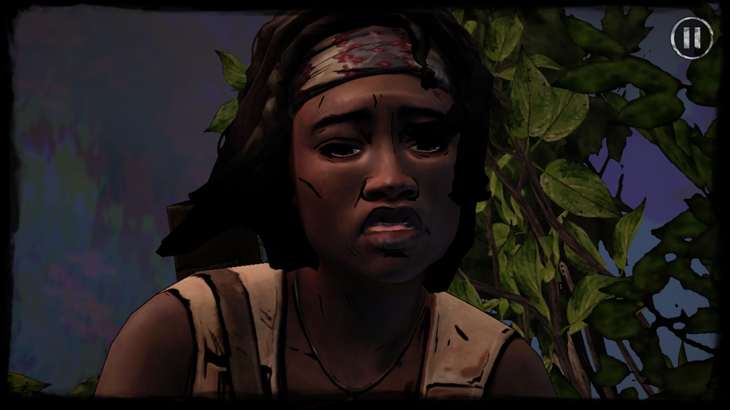 The Walking Dead Michonne-3