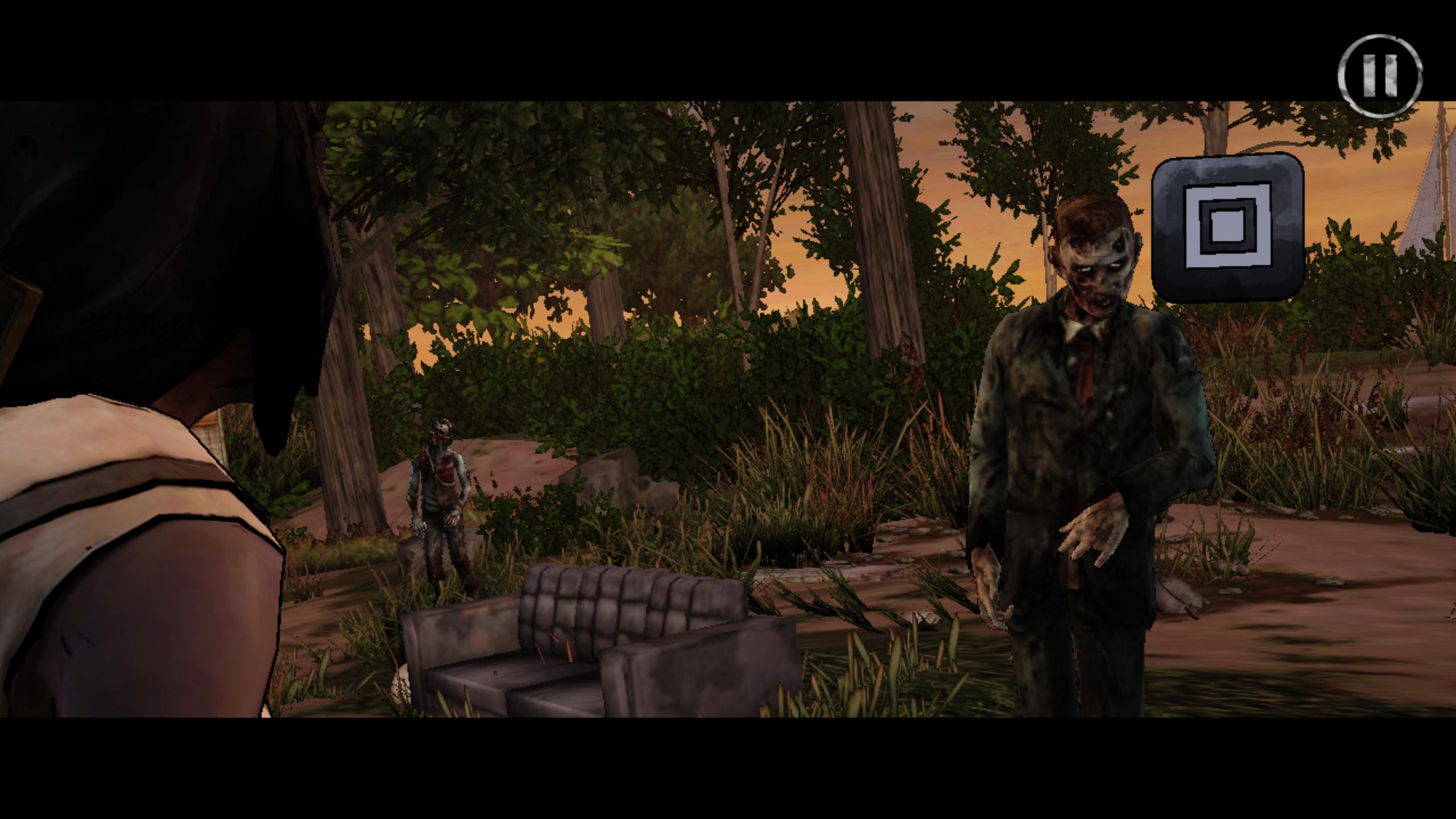 The Walking Dead Michonne-6