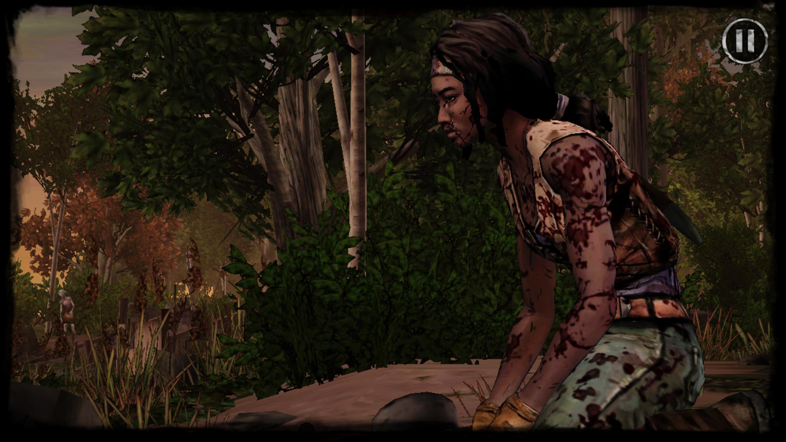 The Walking Dead Michonne-9
