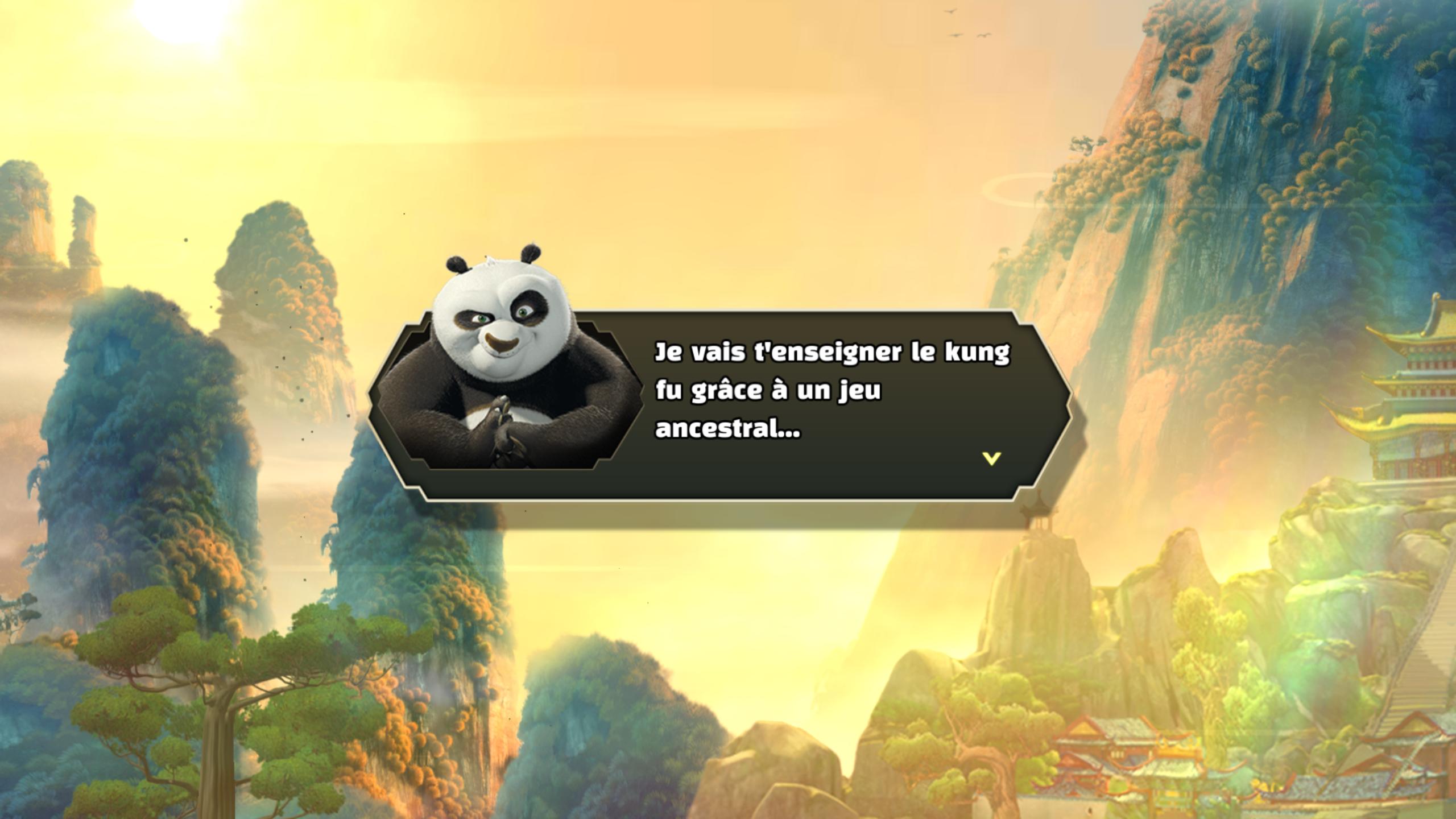 Kung Fu Panda Combat du Destin-2