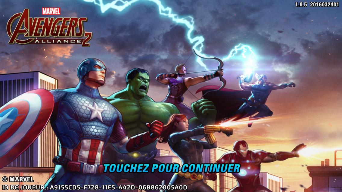 Marvel Avengers Alliance 2-1