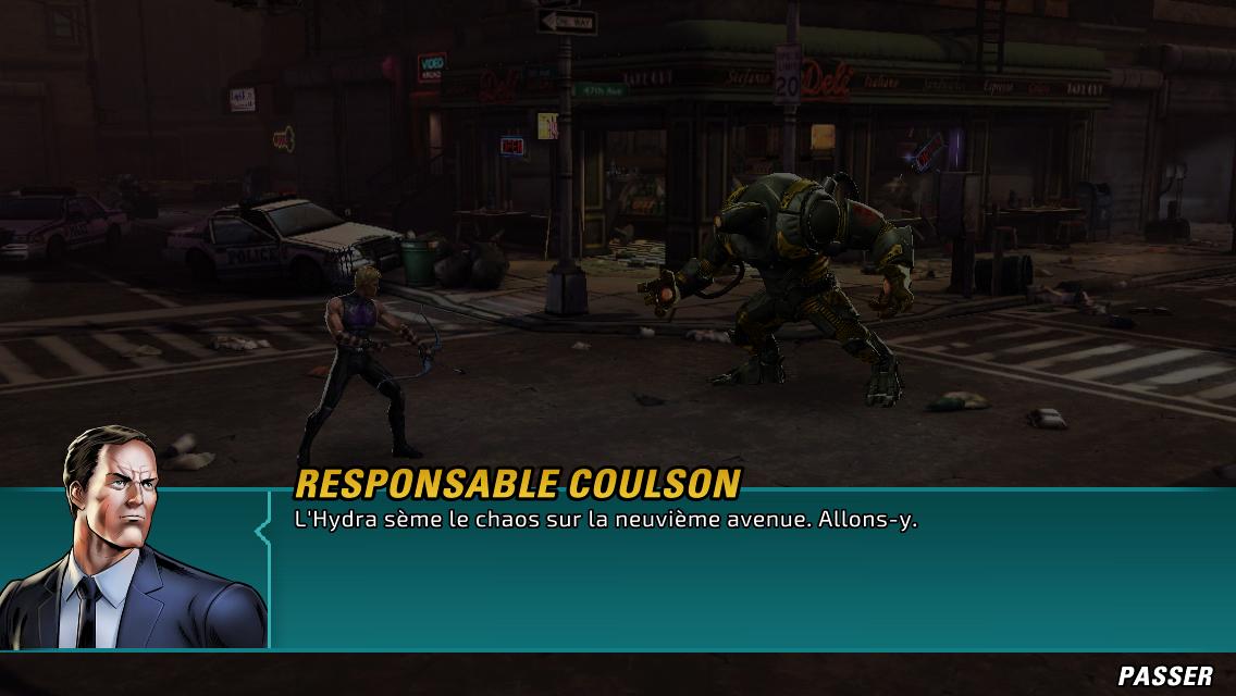 Marvel Avengers Alliance 2-2