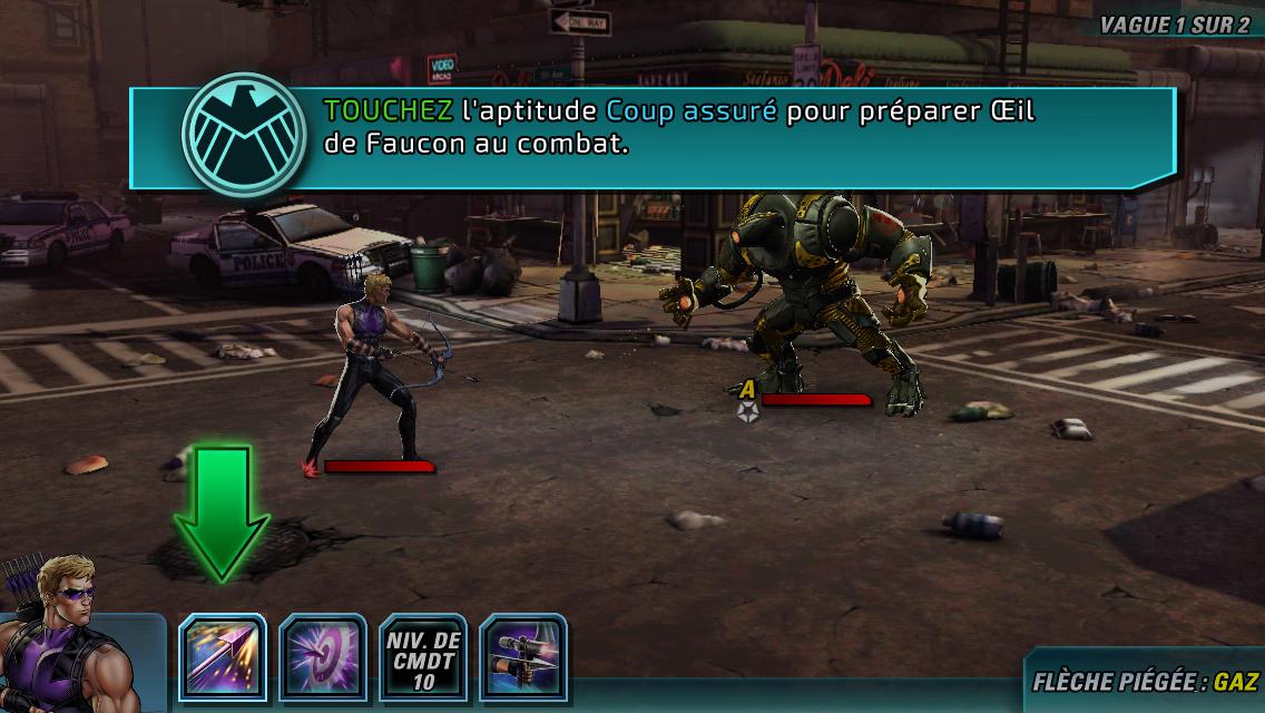 Marvel Avengers Alliance 2-3
