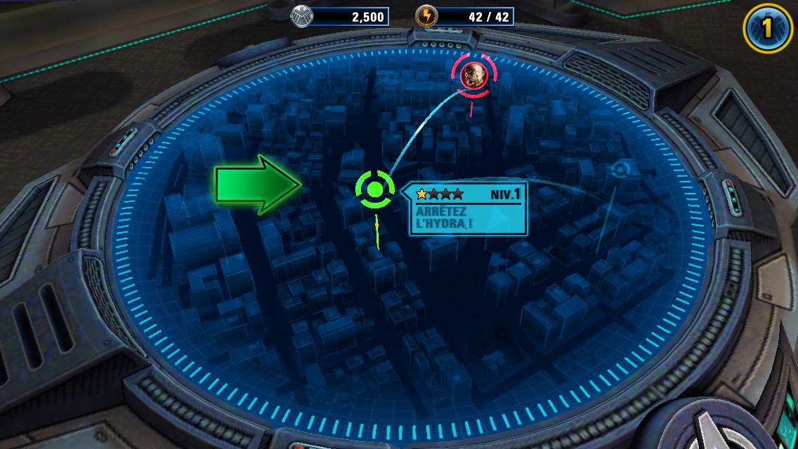 Marvel Avengers Alliance 2-5