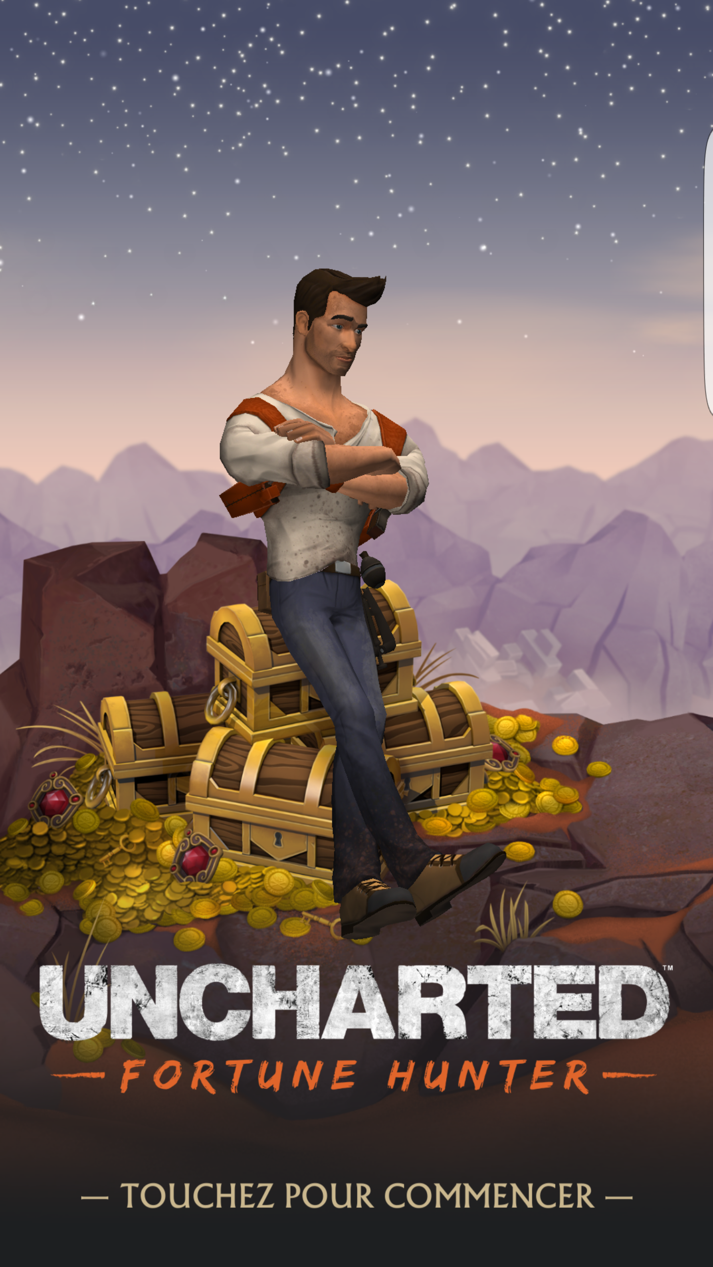 Uncharted Fortune Hunter-1