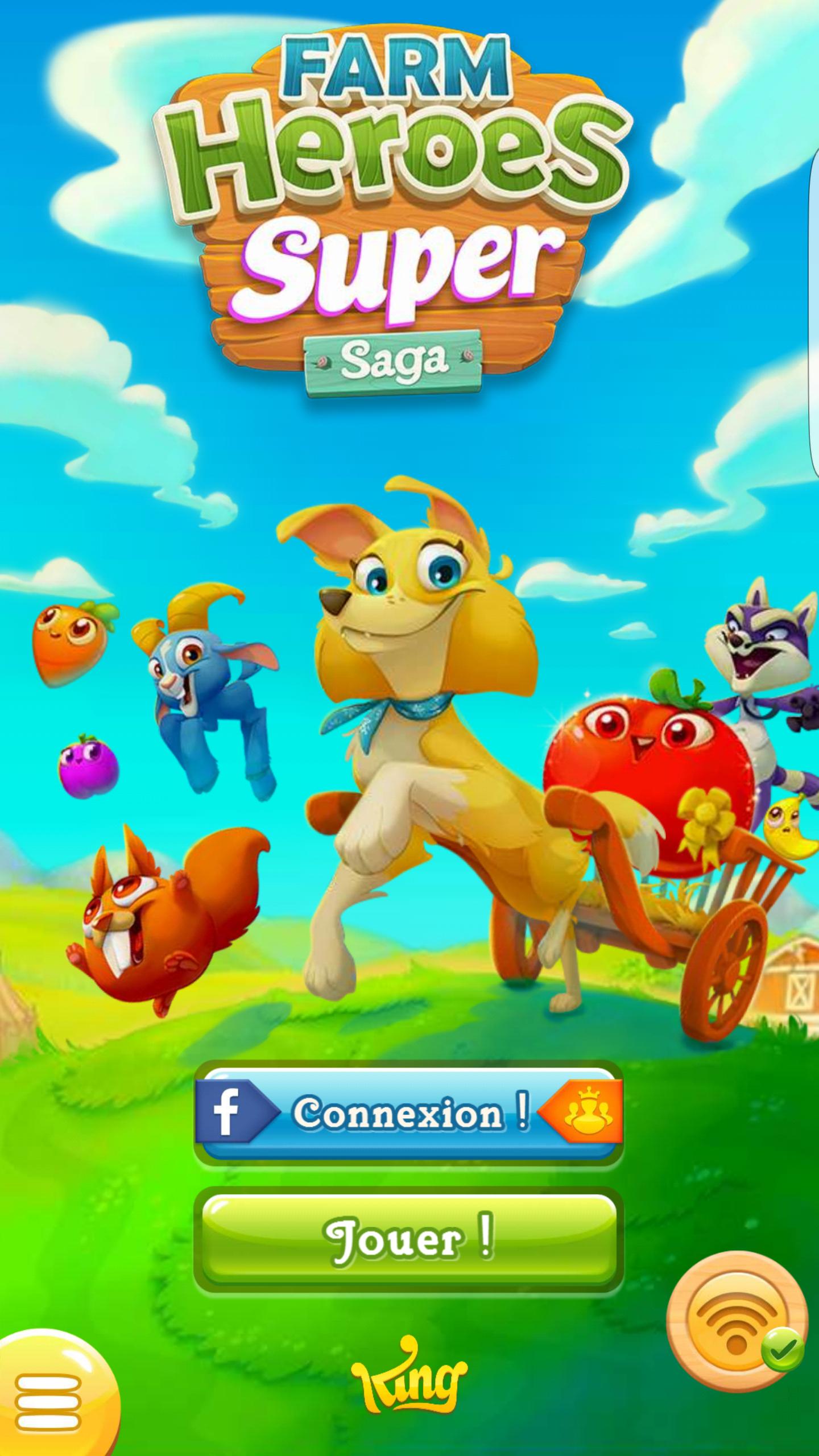 Farm Heroes Super Saga Android-1