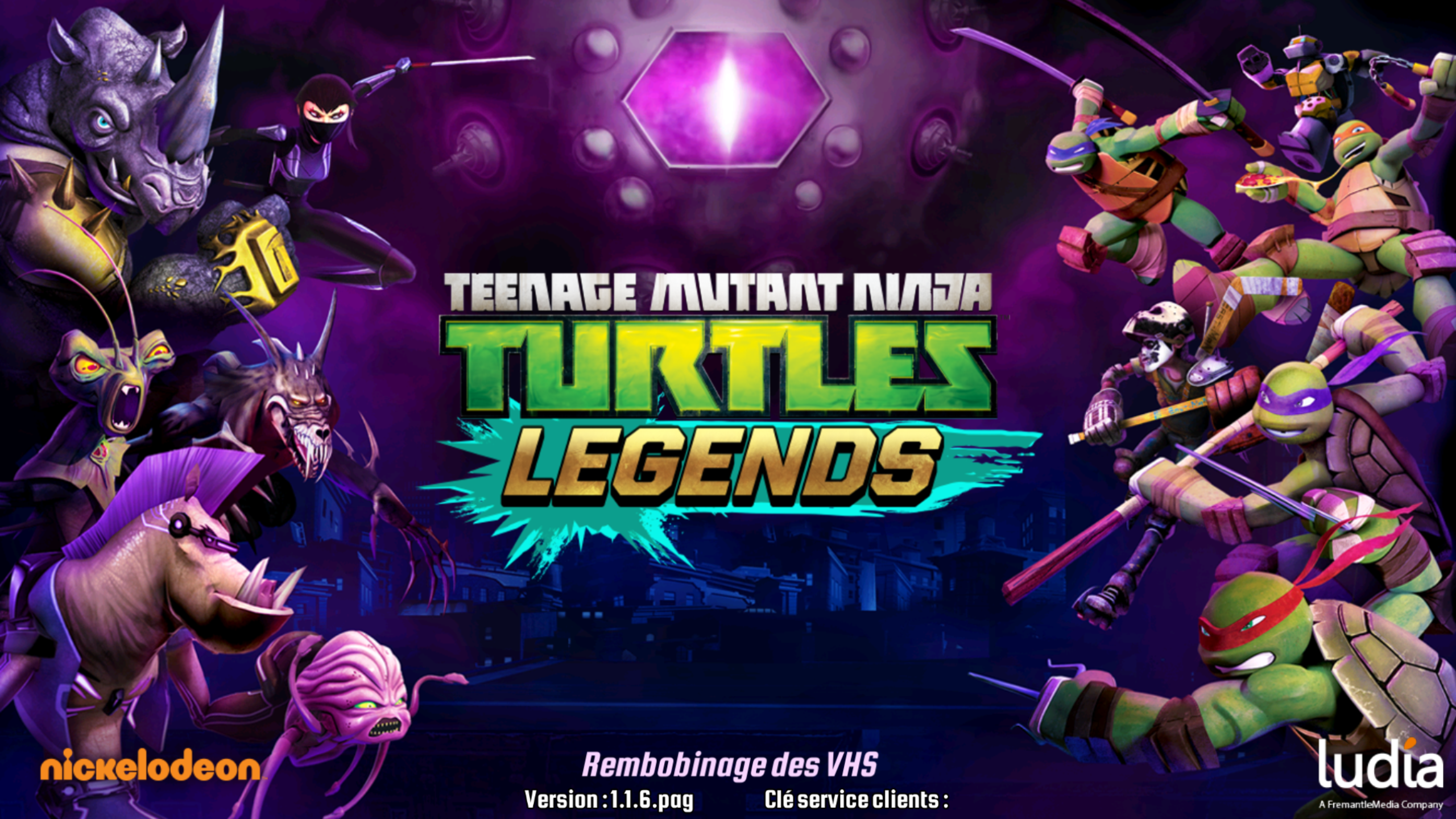 Ninja Turtles Legends-1