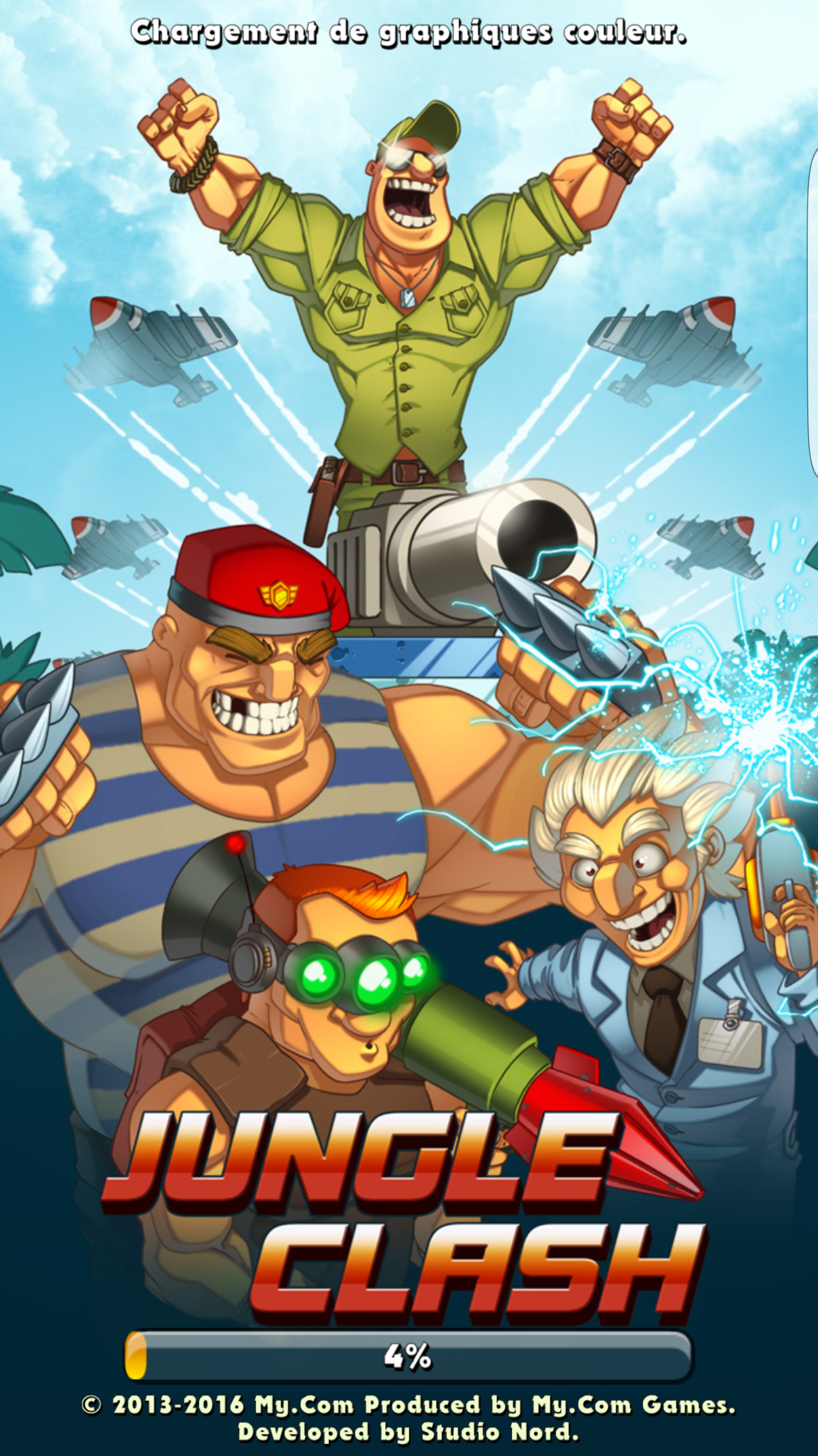 Jungle Clash-1