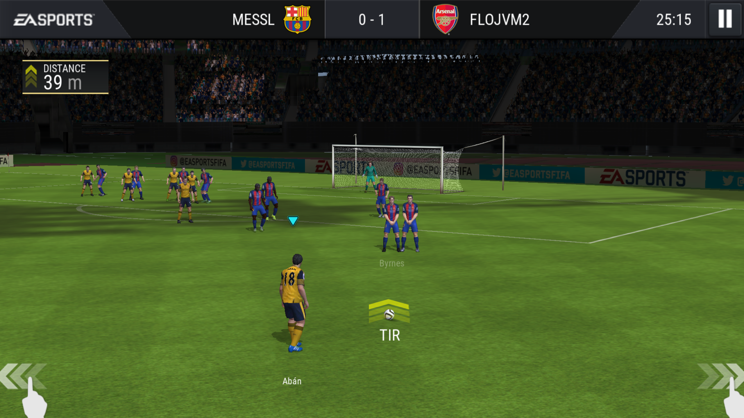 Fifa Mobile Football Android 18 20 Test Photos Vid 233 O