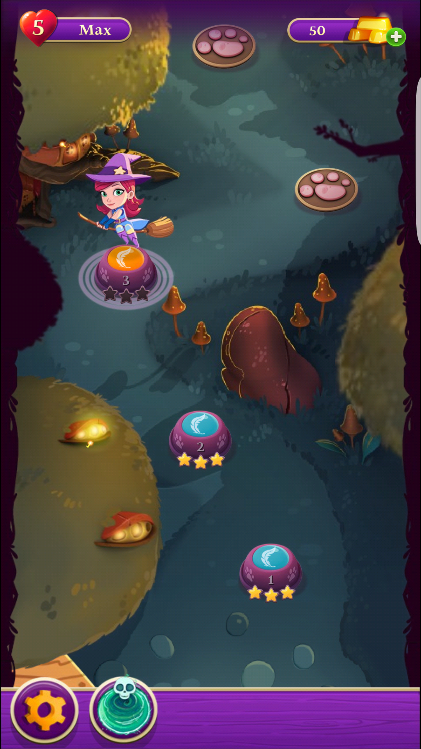 bubble-witch-3-saga-android-5