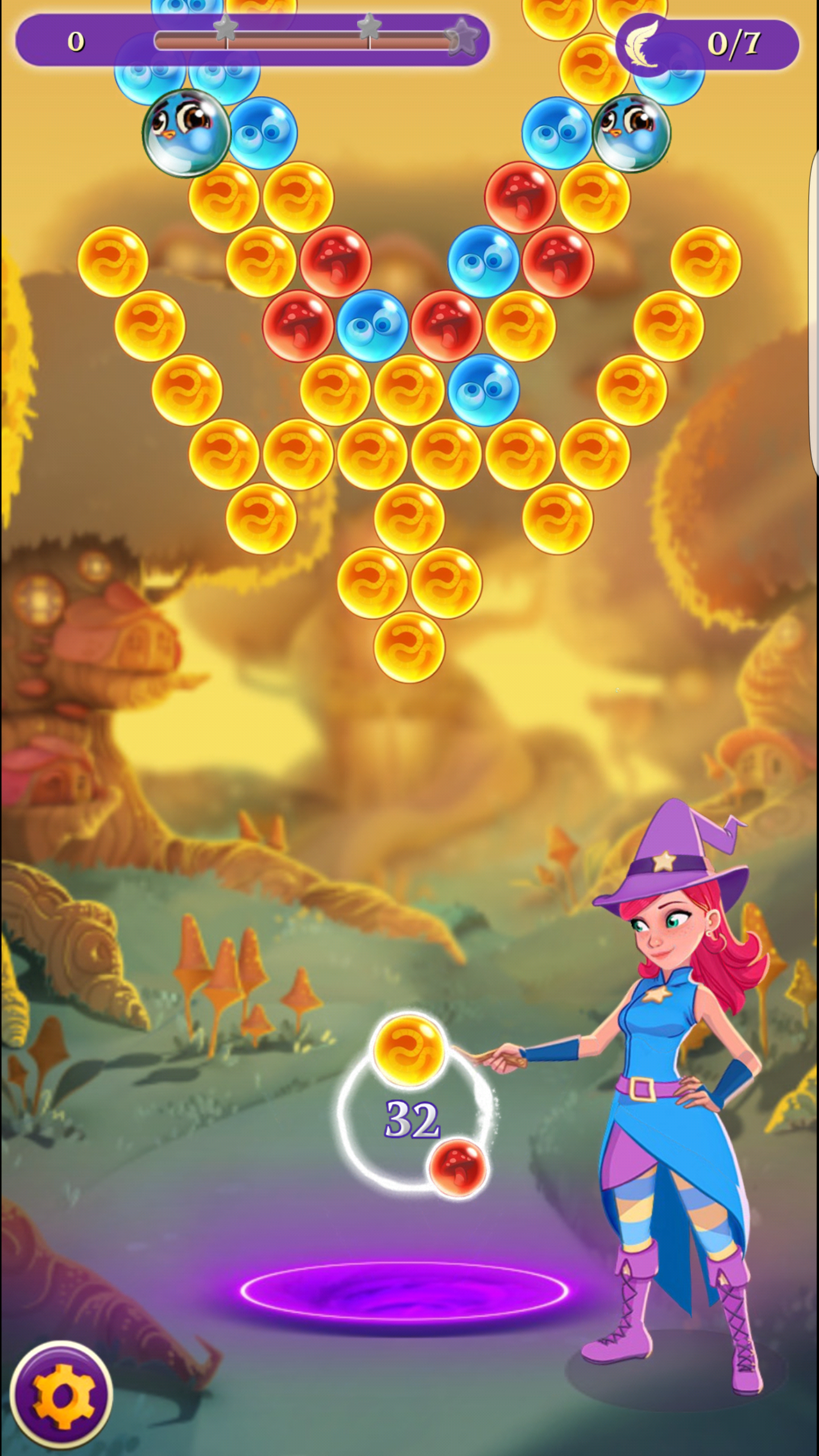 Telecharger Bubble Witch Saga Download