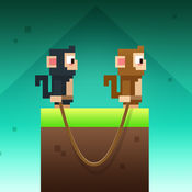 monkey-ropes