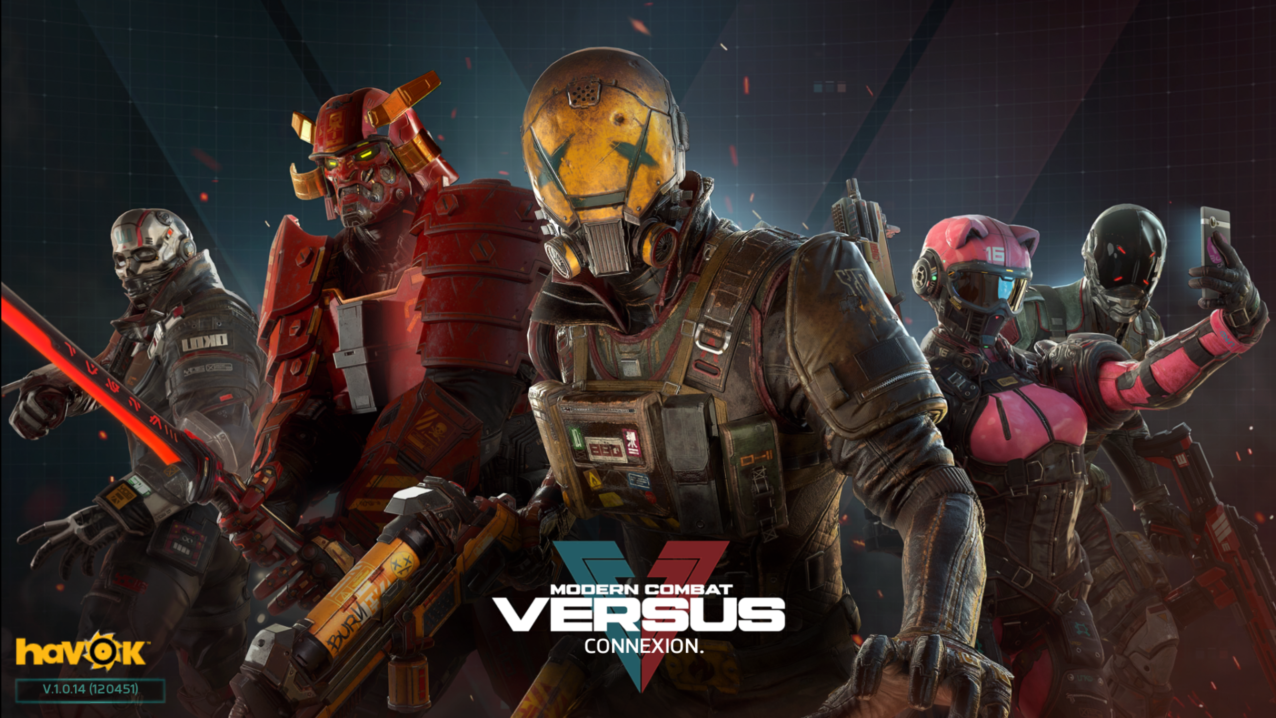 Modern combat 5 android Game Free