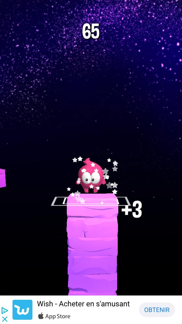 stack jump voodoo