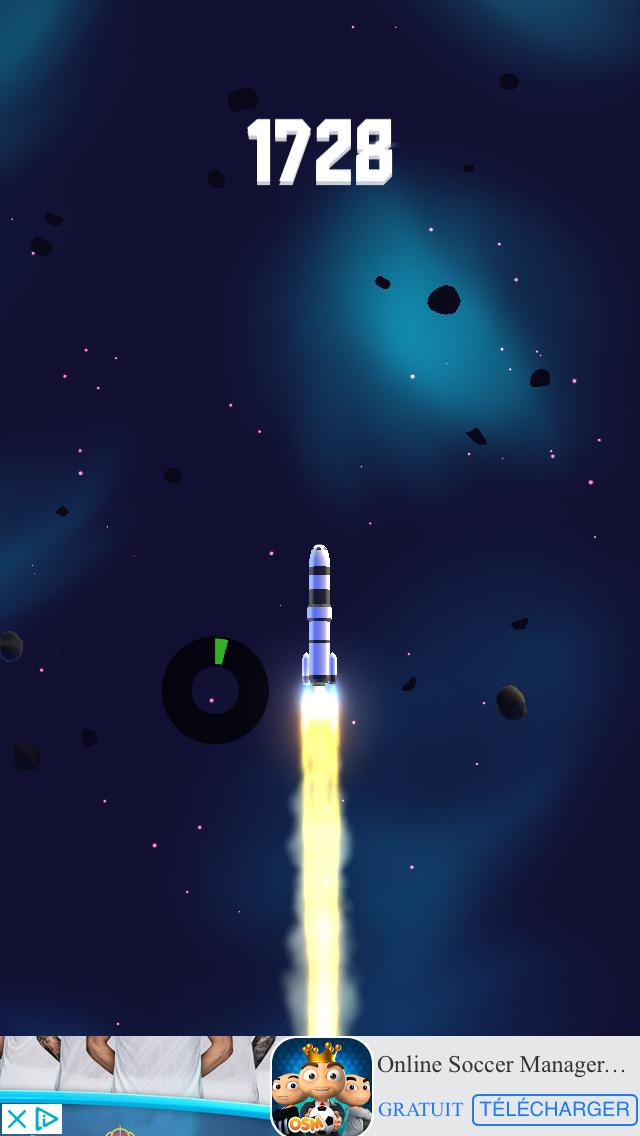 Space Frontier 2 iPhone 17/20 (test, photos, vidéo)