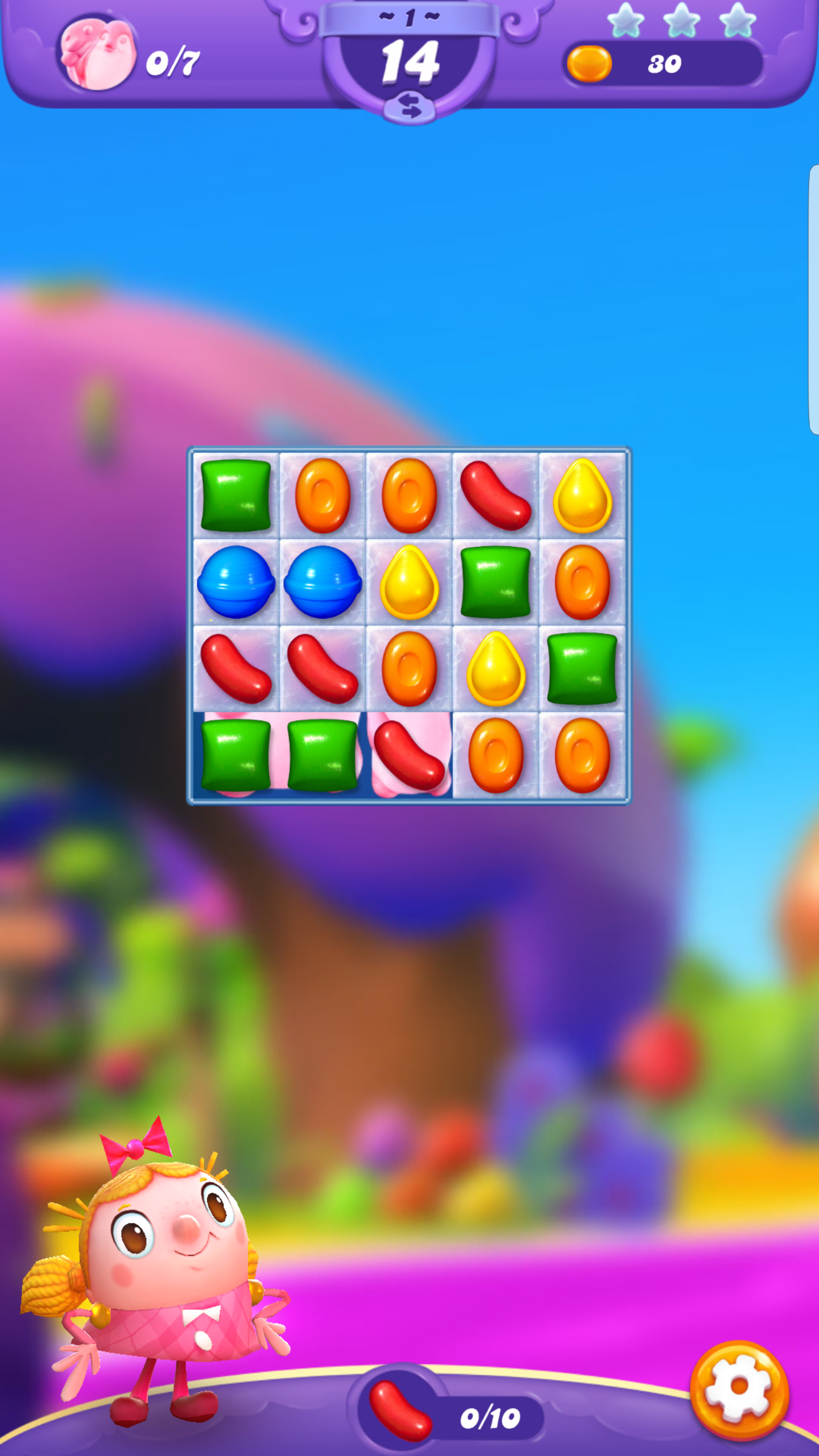 retrouver candy crush